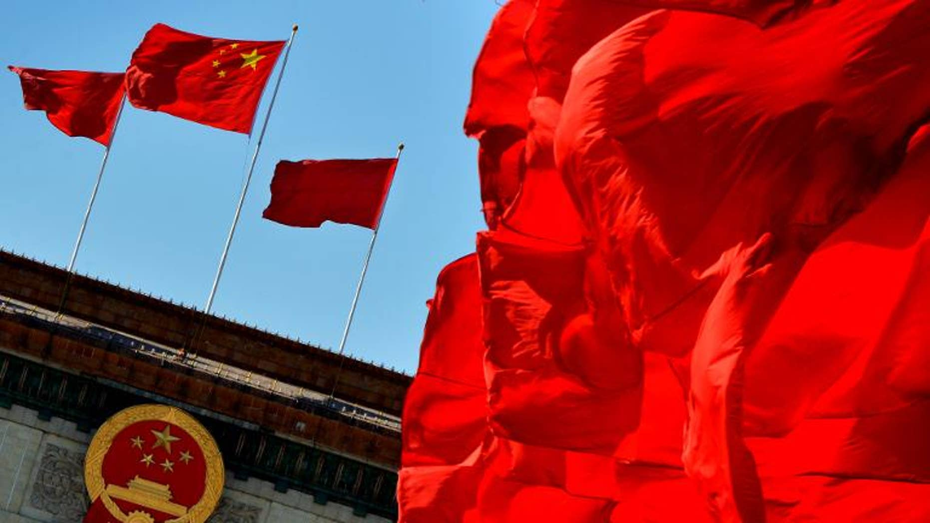 "China under fire over its secret jailing of officials as part of President Xi Jinping's ""corruption"" crackdown"