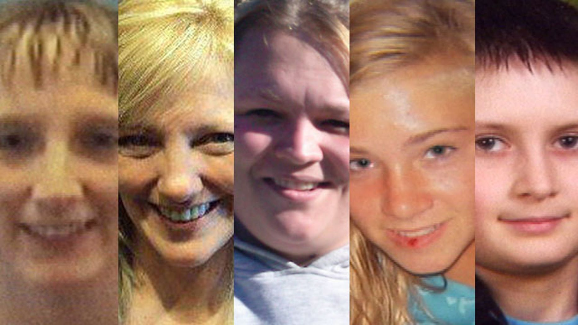 Investigators are continuing to question people and evaluate evidence in the search for Tina Herrmann, Stephanie Sprang, Amanda Strouse, Sarah Maynard, who was found on Sunday, and Kody Maynard.