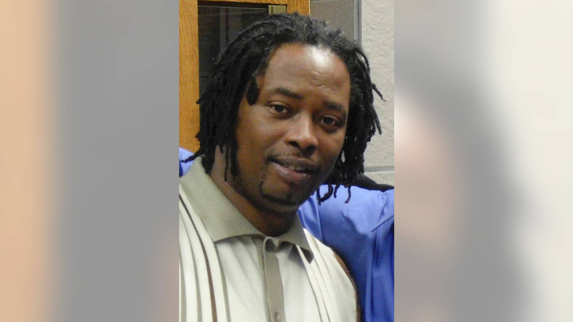 In this undated photo provided by the DuBose family, Samuel DuBose poses for a photo. DuBose was shot and killed by former University of Cincinnati police officer Ray Tensing during a traffic stop on July 19. Tensing has been indicted on a murder charge. (Courtesy of DuBose family via AP)