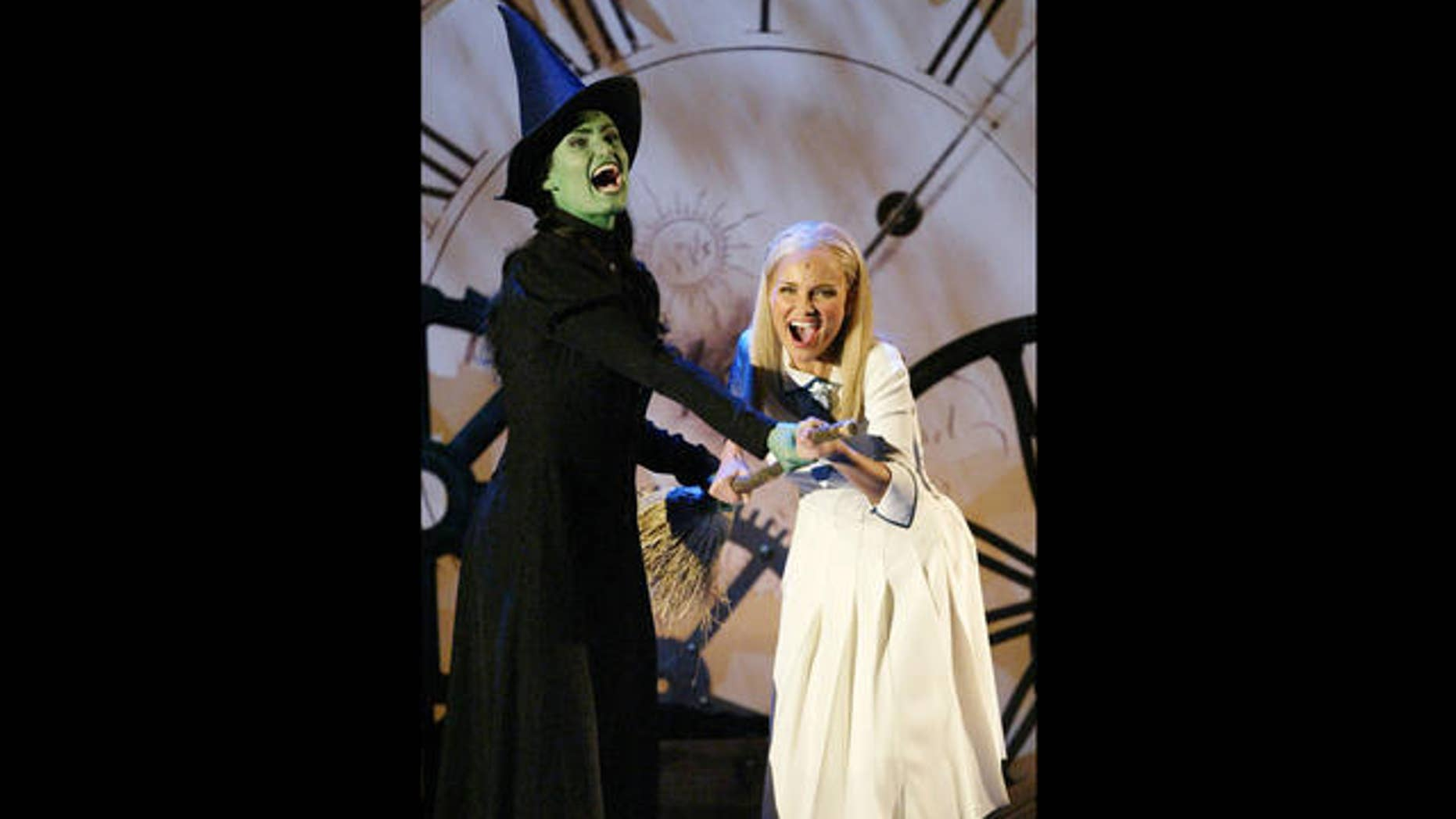 """""""Wicked"""" is one of the Broadway shows that will be closed on Election night."""