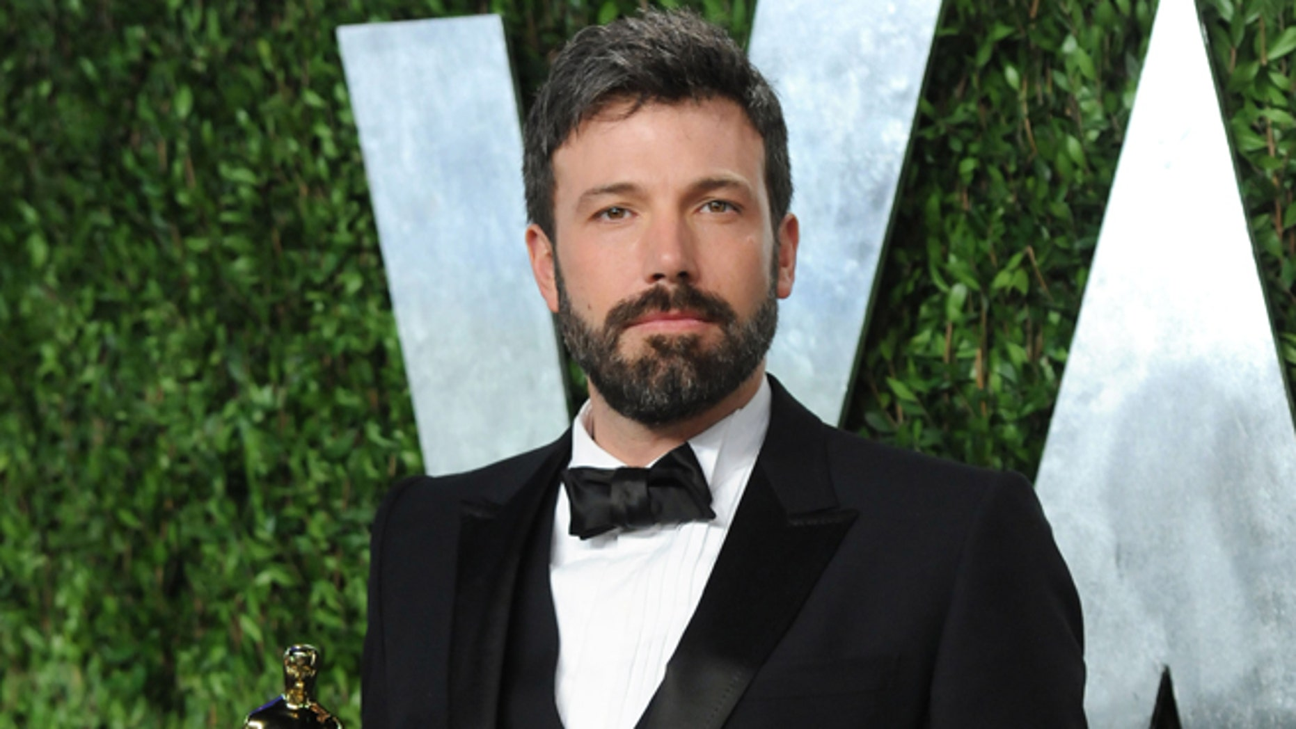 Feb. 24, 2013: Actor/director Ben Affleck arrives at the 2013 Vanity Fair Oscars Viewing and After Party, at the Sunset Plaza Hotel in West Hollywood, Calif.