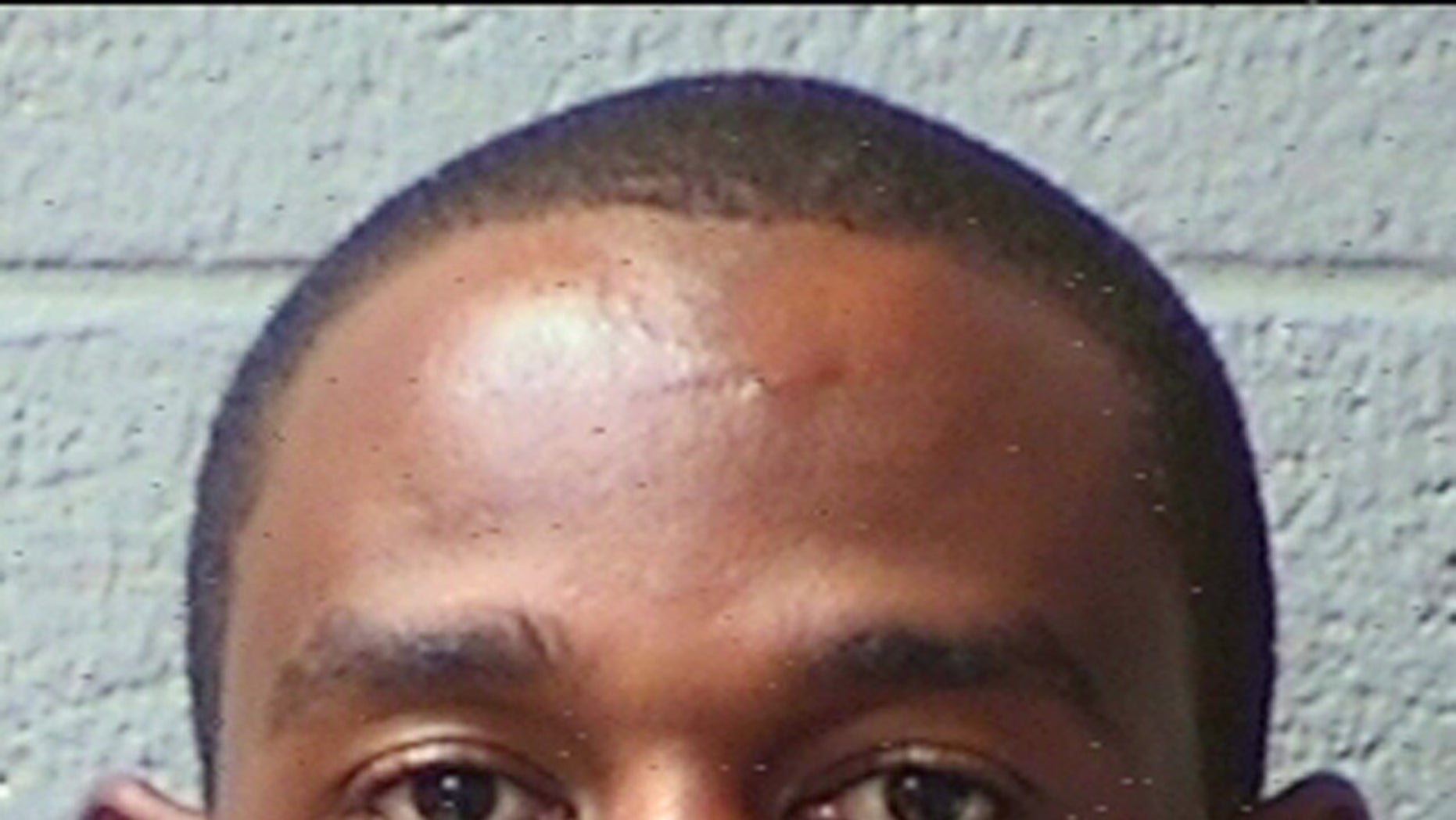 This arrest photo made available by Orange County, S.C., Jail, on Wednesday, July 20, 2016, shows former South Carolina sheriff's deputy Dereck Johnson, 35, who was charged with felony misconduct in office. According to documents Johnson forced a woman to perform a sex act by threatening to arrest her boyfriend if she did't comply. After the allegation surfaced last month, Orangeburg County Sheriff Leroy Ravenell quickly fired Johnson and asked state police to investigate. (Orange County Jail via AP)