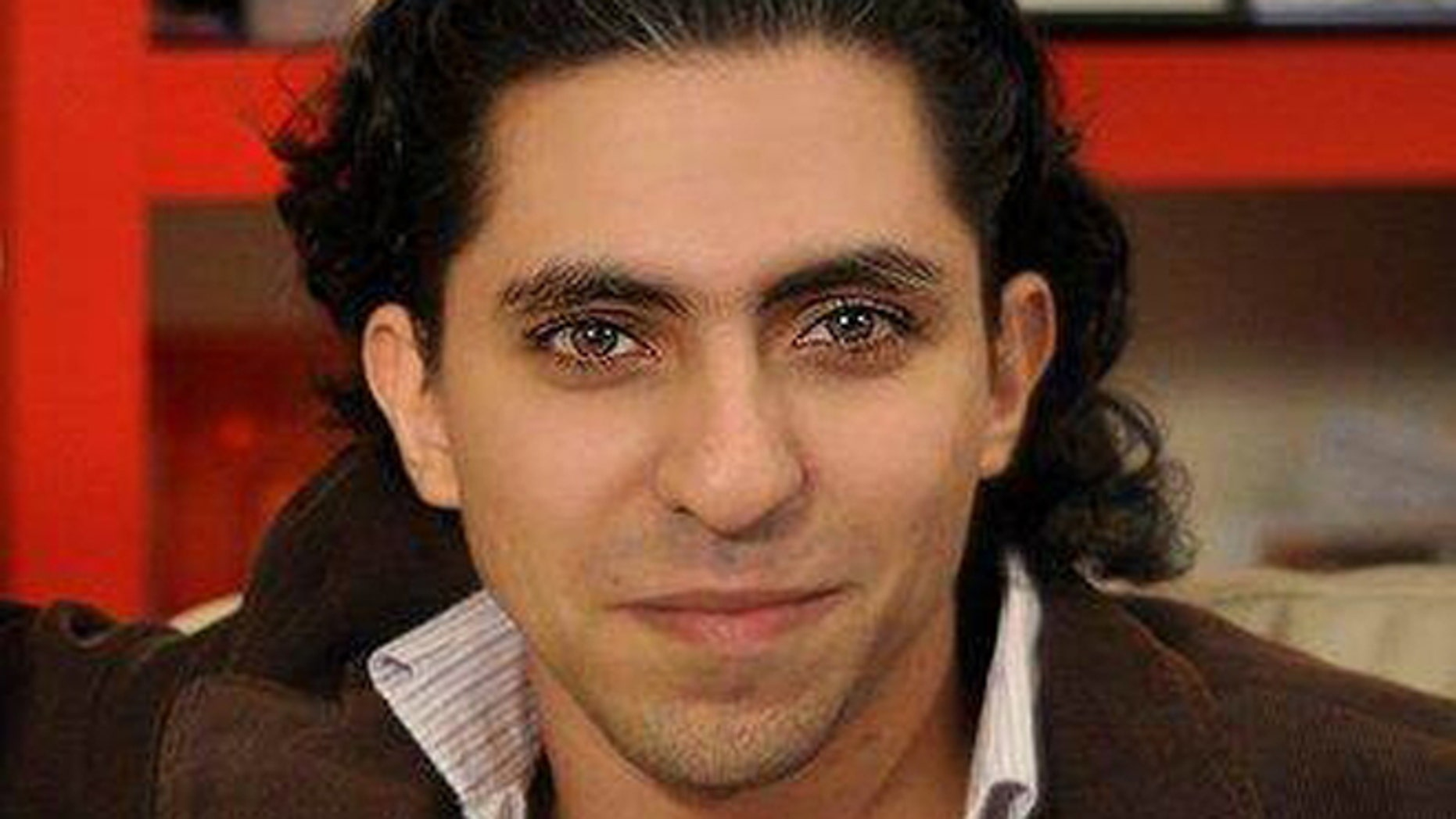 Raif Badawi, a Saudi website founder and blogger. Badawi-- who was sentenced to 1,000 lashes and 10 years in prison for criticizing Islam-- may now face the death penalty.