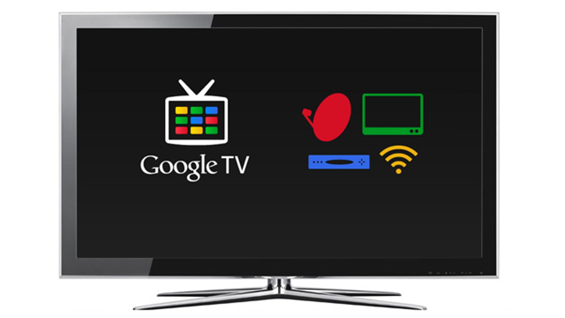 Google hopes to invade the living room with Google TV.