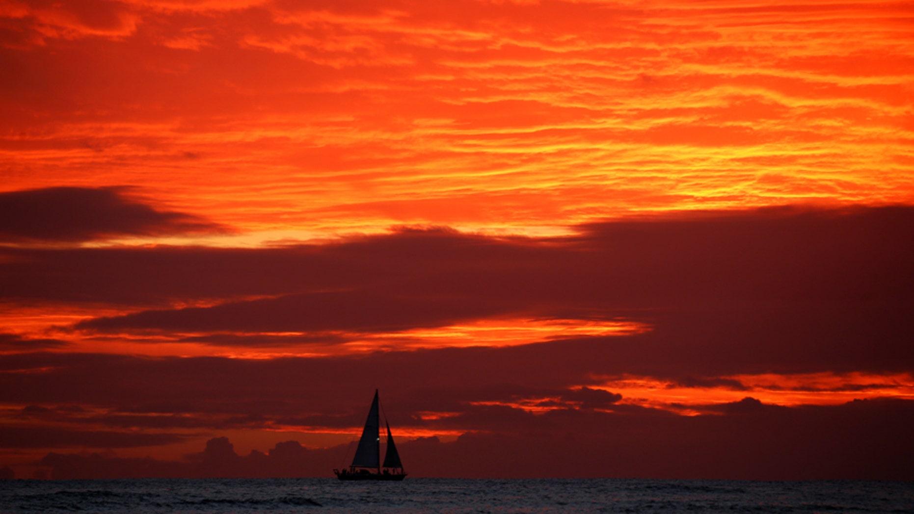 File photo. Hawaii, U.S., December 30, 2016. (REUTERS/Kevin Lamarque)