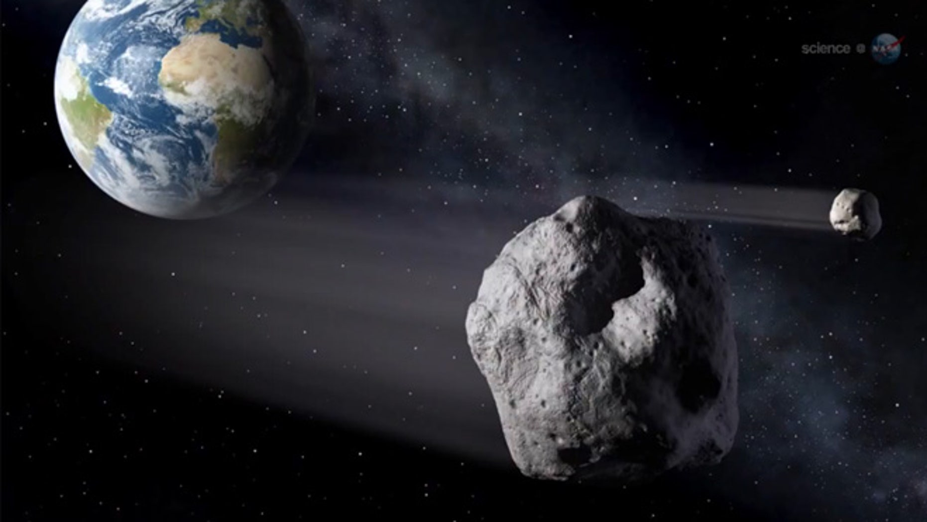 earth scientist suggests comet - 900×600