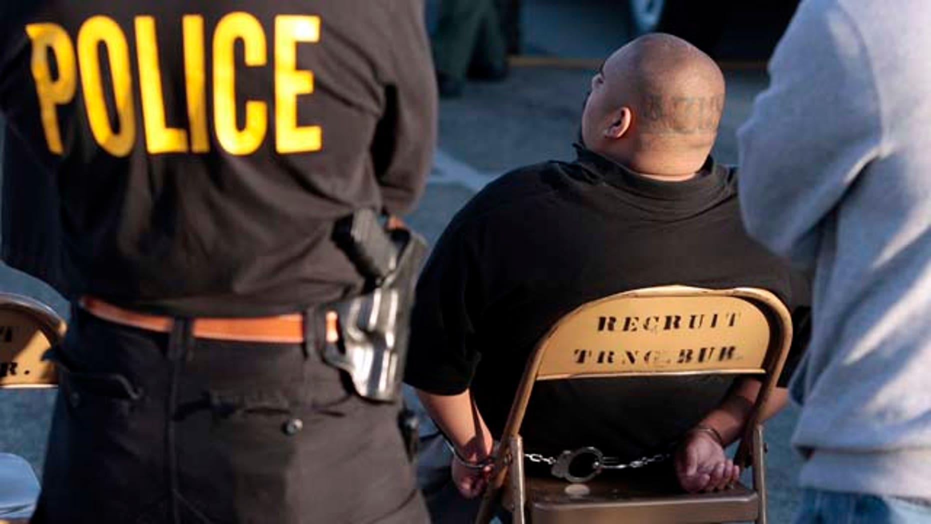 99 Mexican Mafia Members Arrested in Predawn Raids, Feds ...