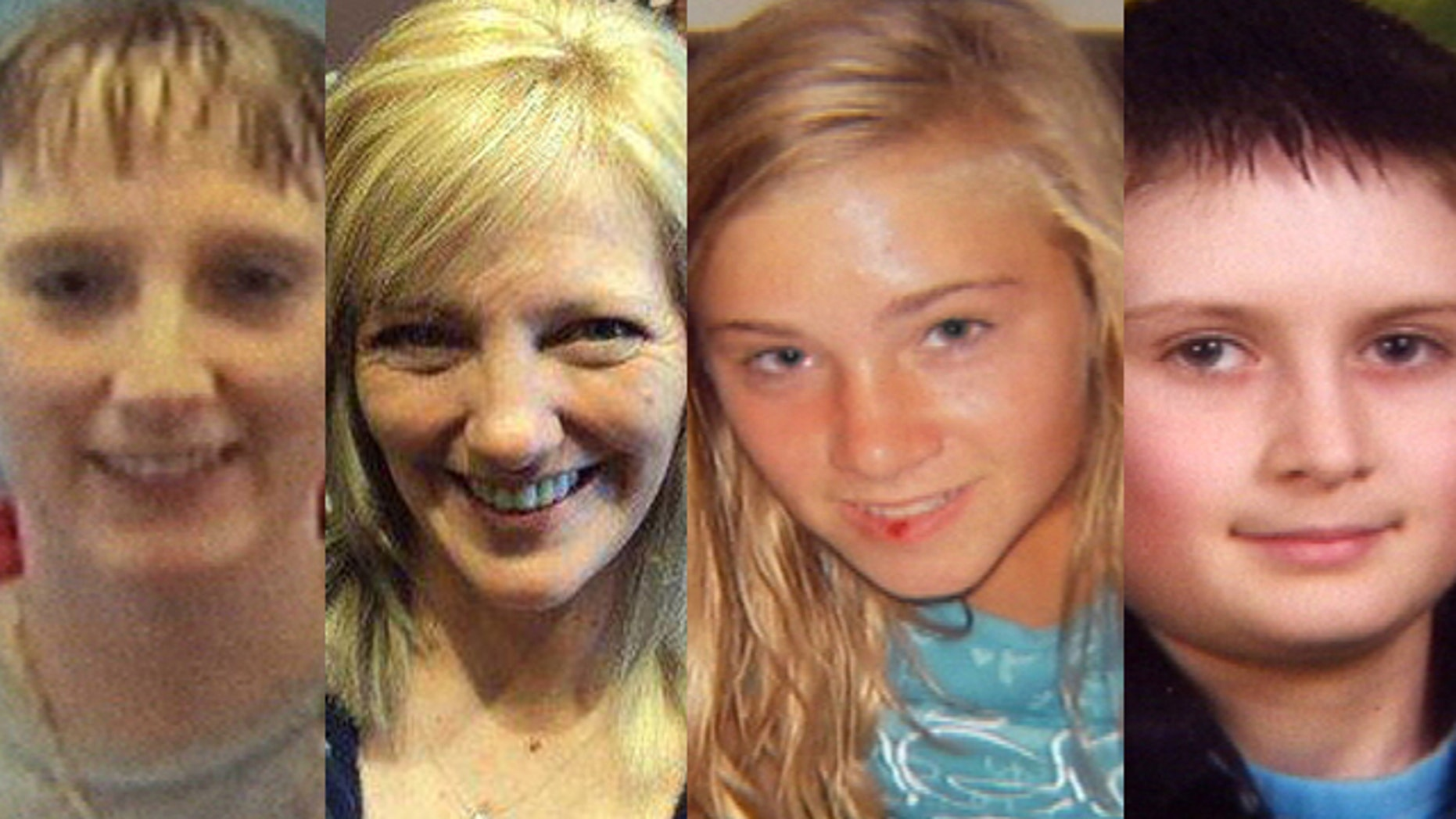 Investigators are continuing to question people and evaluate evidence in the search for Tina Herrmann, Stephanie Sprang, Sarah Maynard and Kody Maynard.