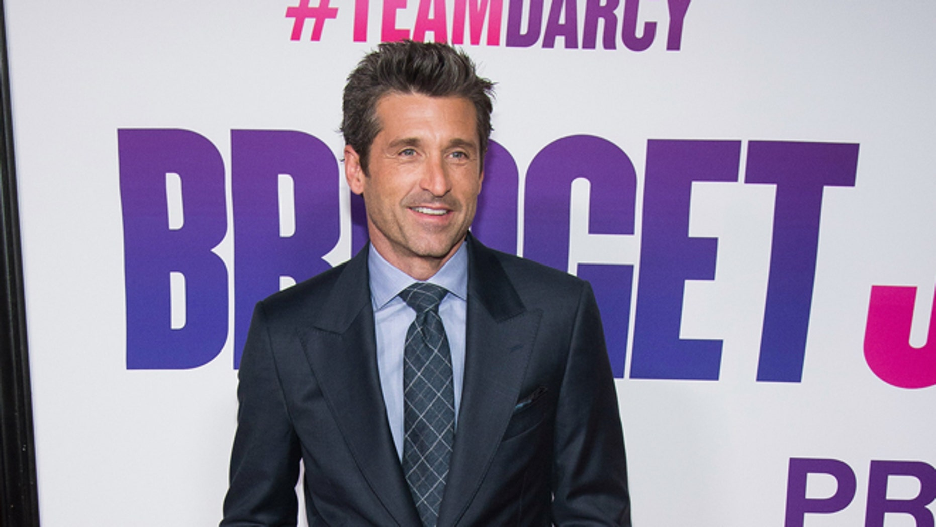 Patrick Dempsey Returns To Maine For Cancer Fundraiser Fox News