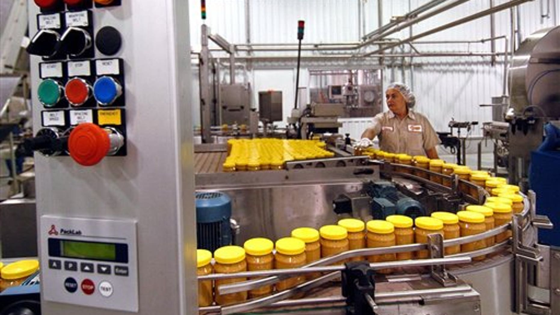 Sunland's largest organic peanut processing plant is located in the small town of Portales, New Mexico.
