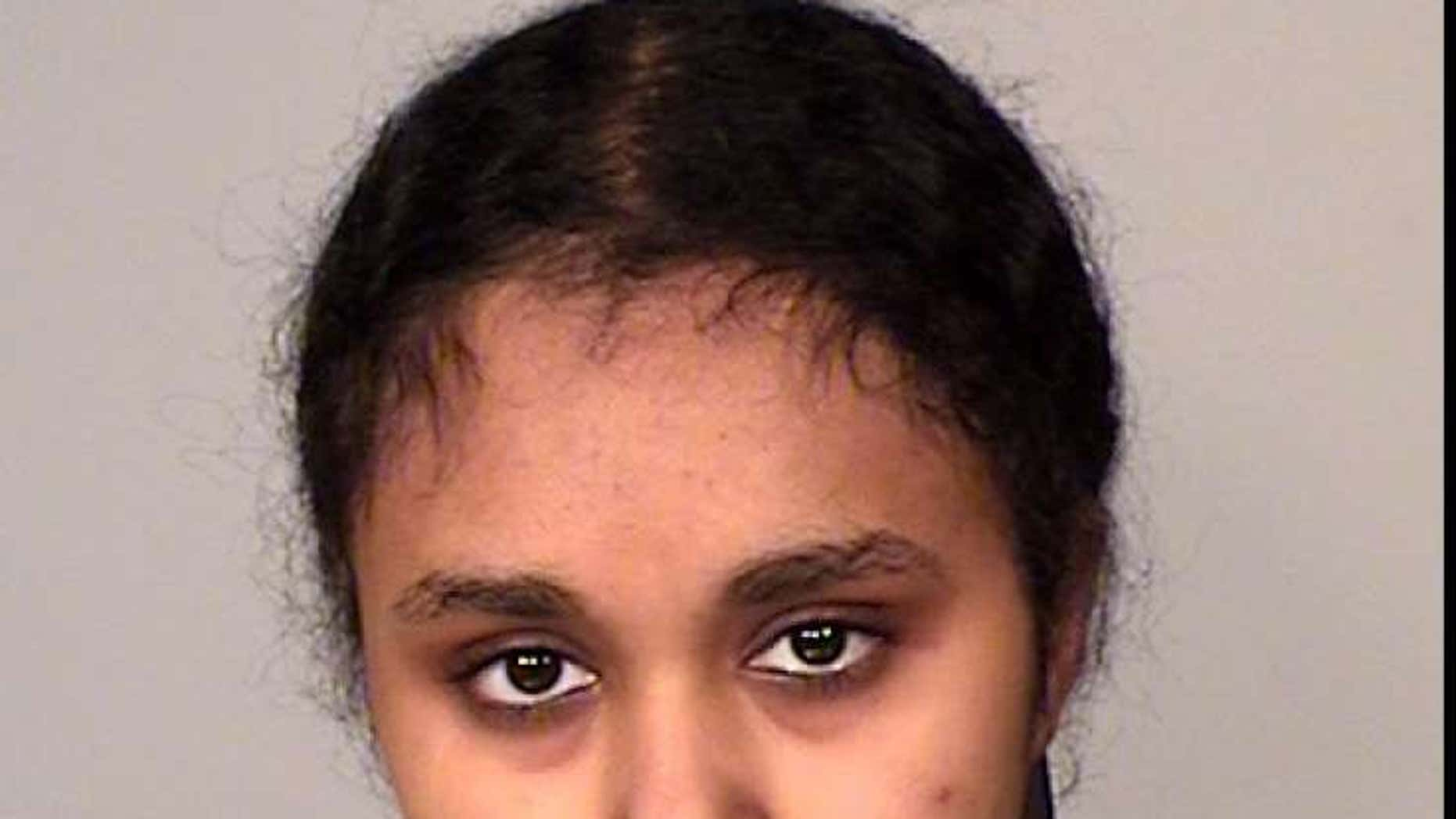 Tnuza Jamal Hassan, 19, a former student at St. Catherine University in St. Paul, admitted to investigators that she started the fires on Wednesday, Jan. 17, 2018, including one in a dormitory that housed a day care center. She's charged with first-degree arson.