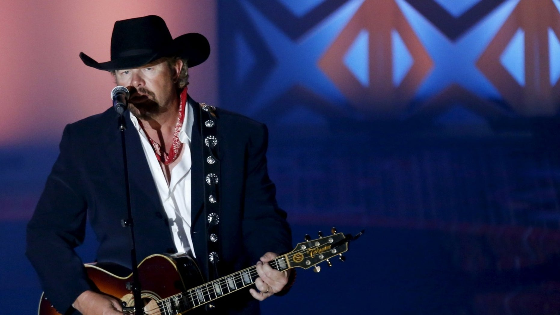 Toby Keith opens up in an interview about country music today and his lengthy career.