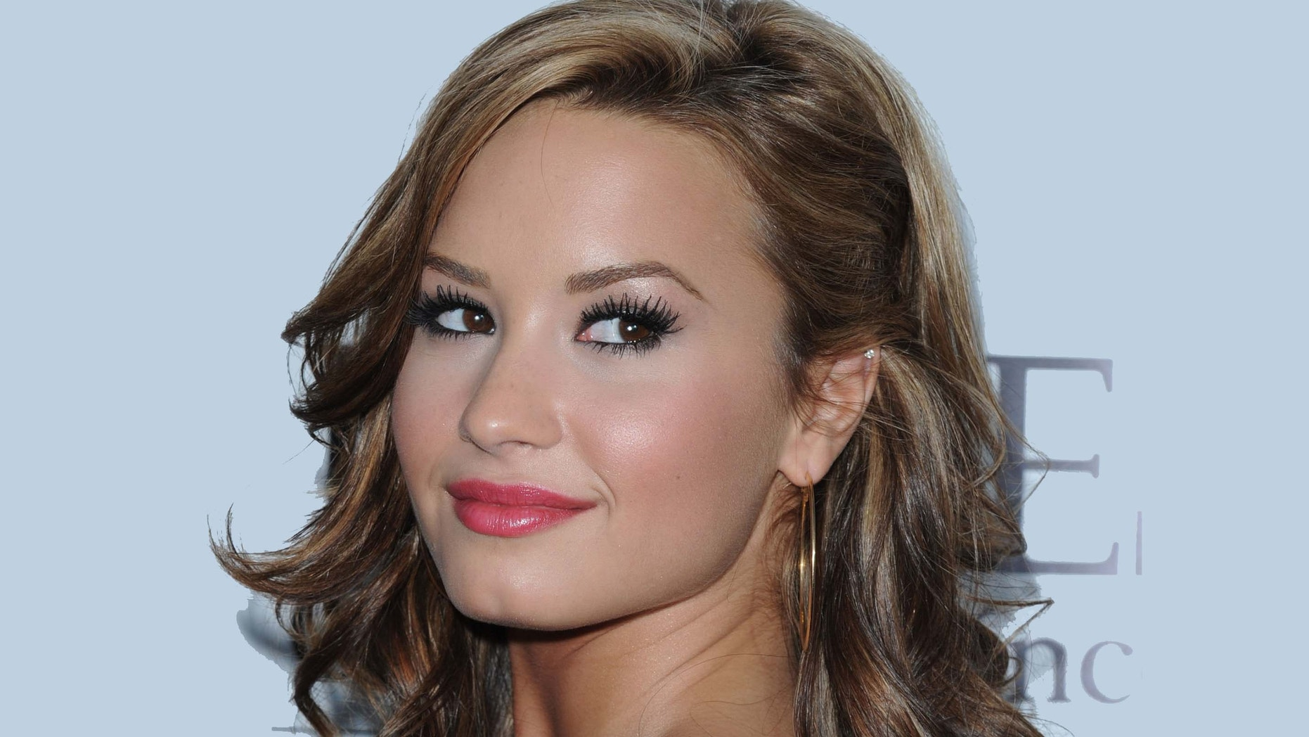 Sept. 23, 2010: Actress/singer Demi Lovato attends Padres El Contra Cancer's 25th anniversary gala at The Hollywood Palladium in Los Angeles, Calif.