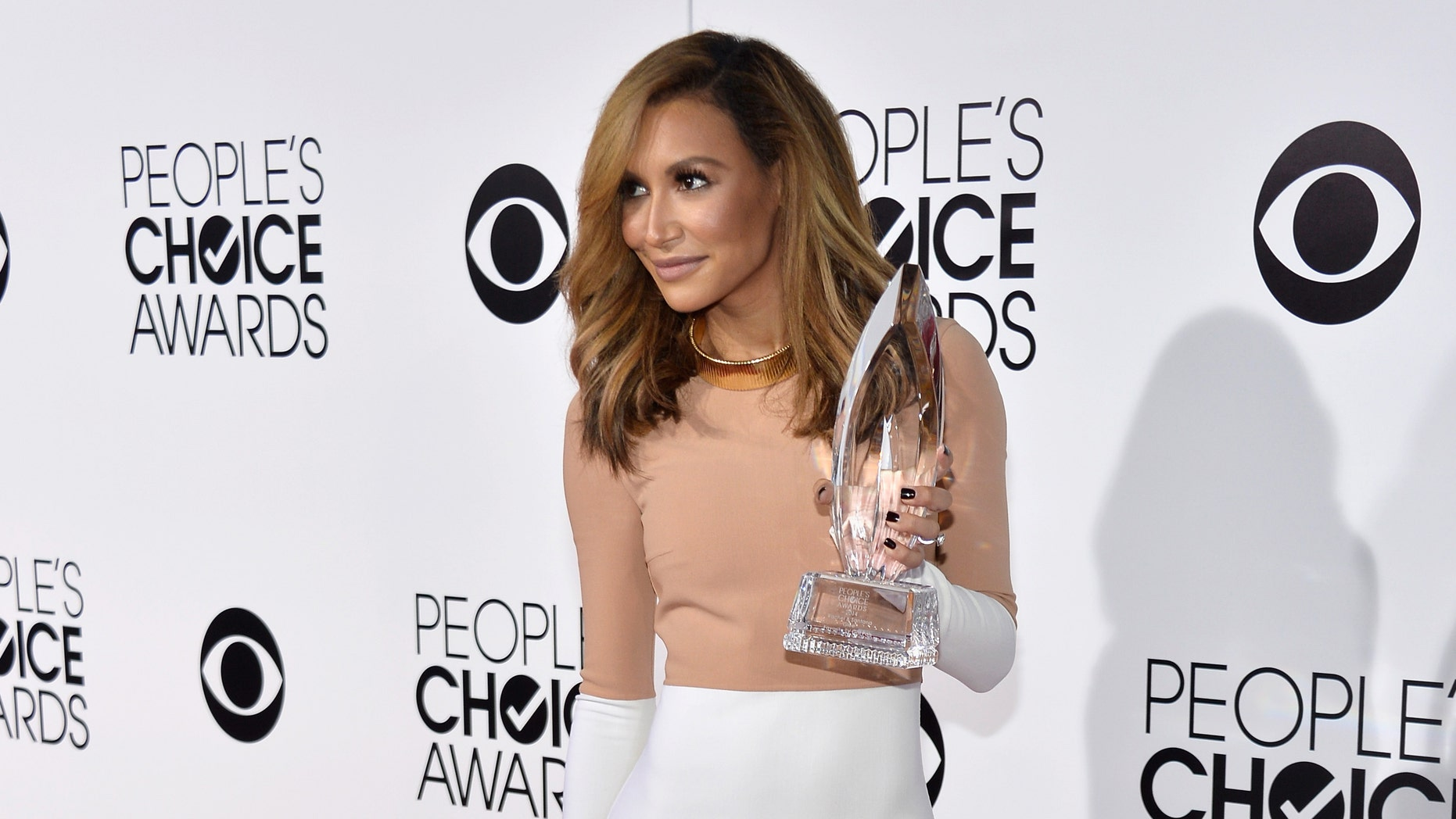 LOS ANGELES, CA - JANUARY 08:  Actress Naya Rivera attends The 40th Annual People's Choice Awards at Nokia Theatre L.A. Live on January 8, 2014 in Los Angeles, California.  (Photo by Frazer Harrison/Getty Images for The People's Choice Awards)
