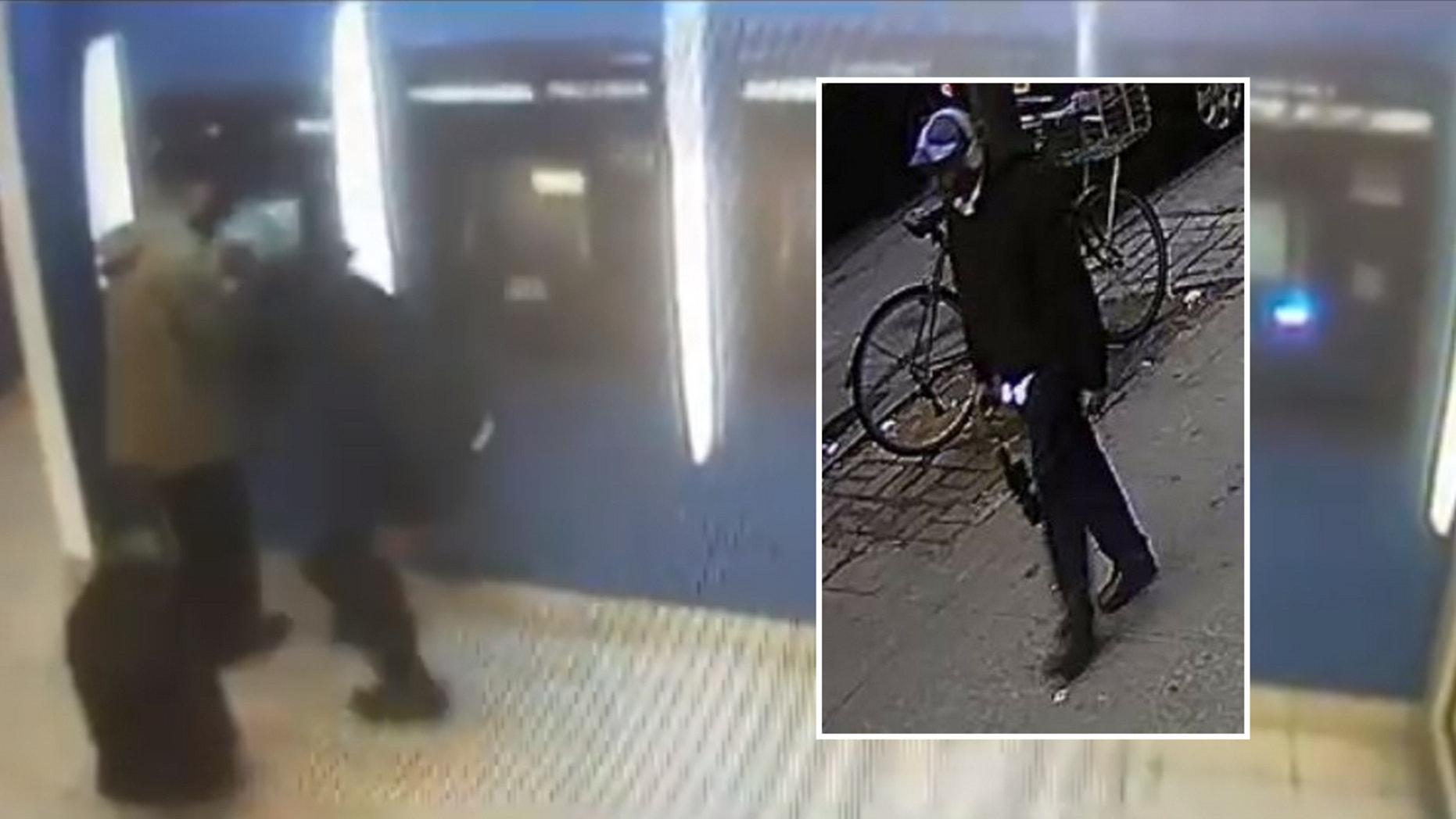 An 87-year-old professor is in extremely critical condition after being attacked inside a New York City bank. (NYPD)