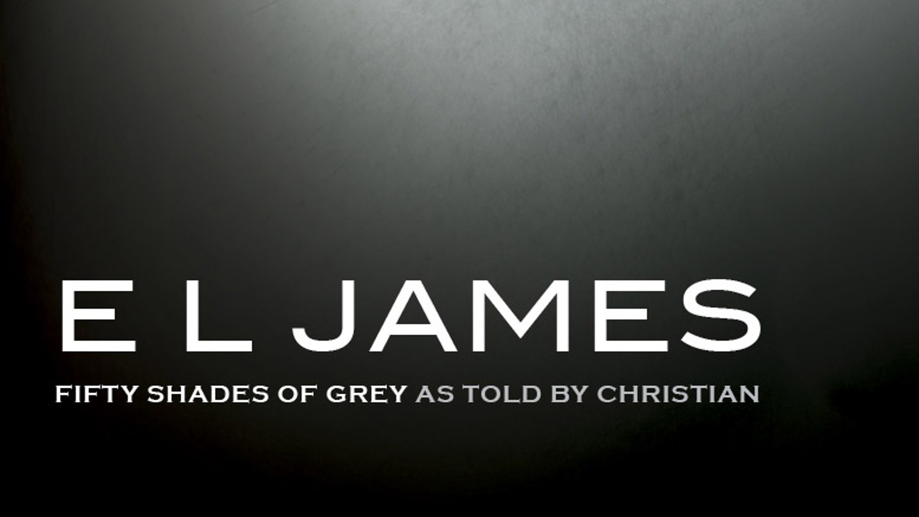 """This image provided by Vintage Books shows the cover of the new book, """"Grey,"""" the fourth novel in E L James' multimillion-selling Fifty Shades of Grey erotic series. Told from the point of view of billionaire Christian Grey, whose explicit romance with young Anastasia Steele became an international obsession, the book is scheduled to be released June 18, 2015. (Vintage Books via AP)"""