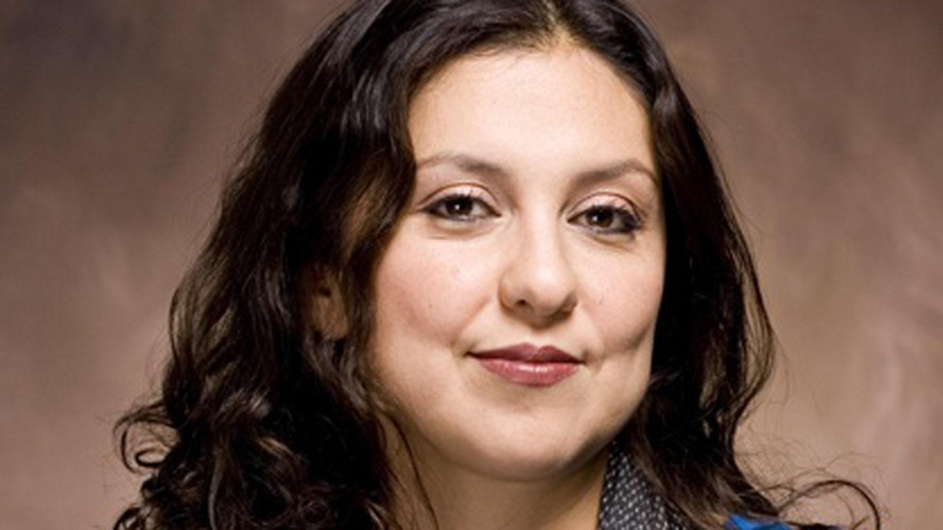 Photo of Veronica Perez Rodriguez.