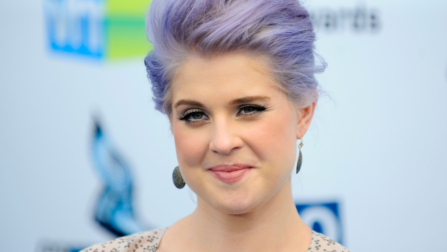 Kelly Osbourne had an accident during New York City's Pride Parade on Sunday.