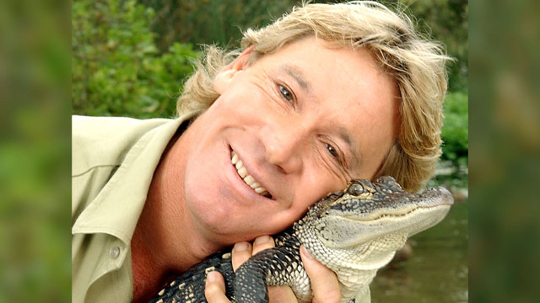 "Friday would have been ""Crocodile Hunter"" Steve Irwin's 57th birthday. (Getty Images)"