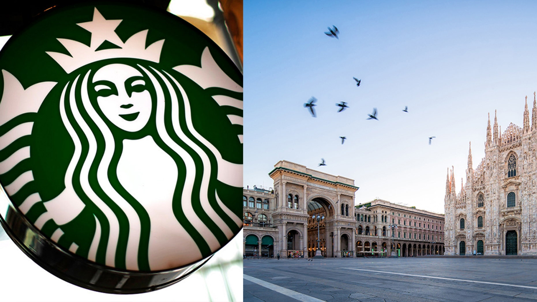 The gorgeous Italian city apparently isn't too keen on the coffee megachain.