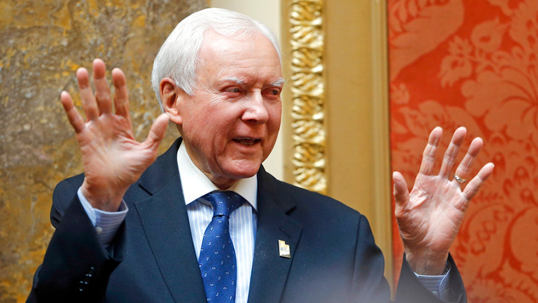 Sen. Orrin Hatch is retiring after more than 40 years in Washington.