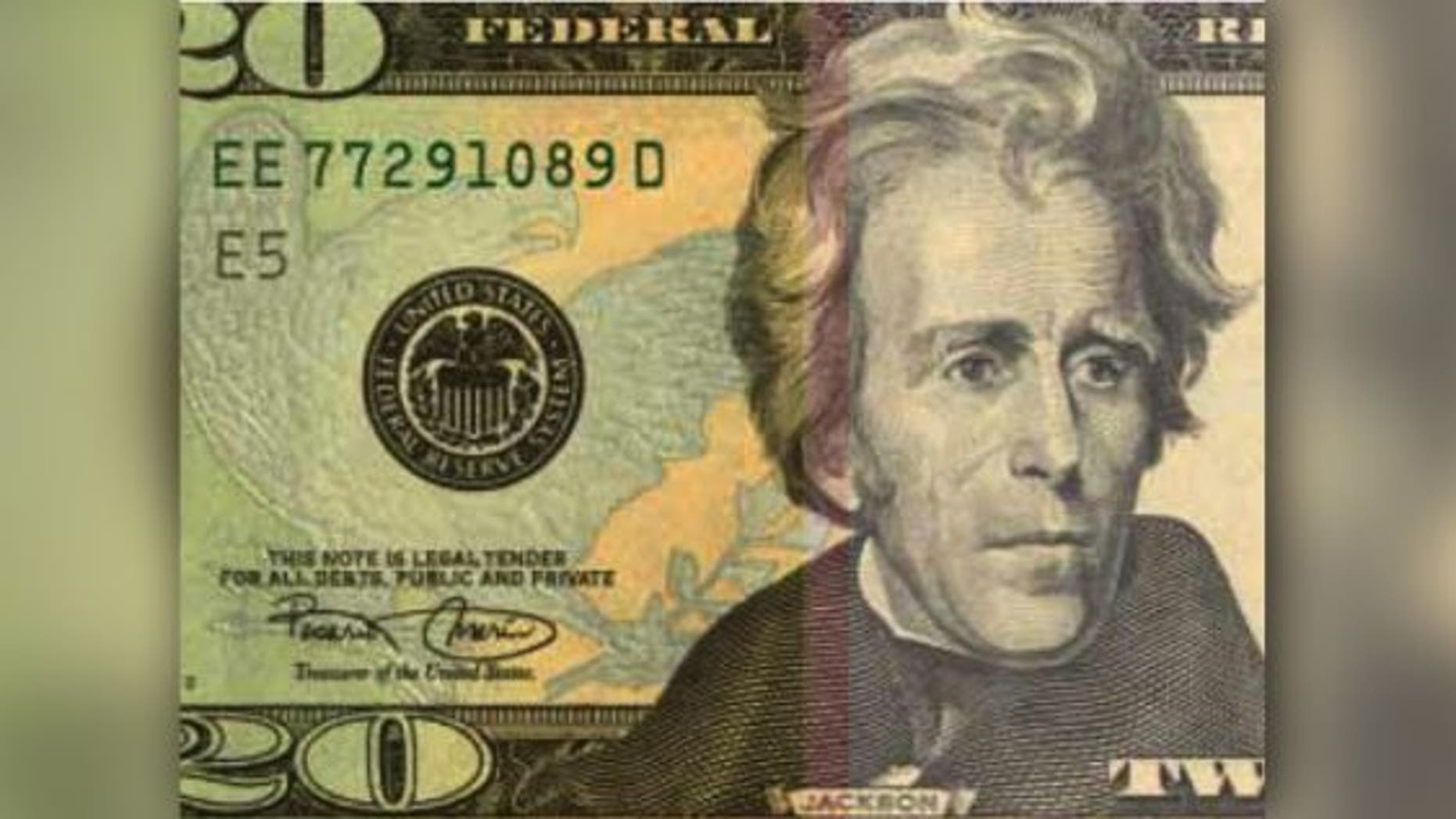This Group Wants To Banish Andrew Jackson From The 20 Bill