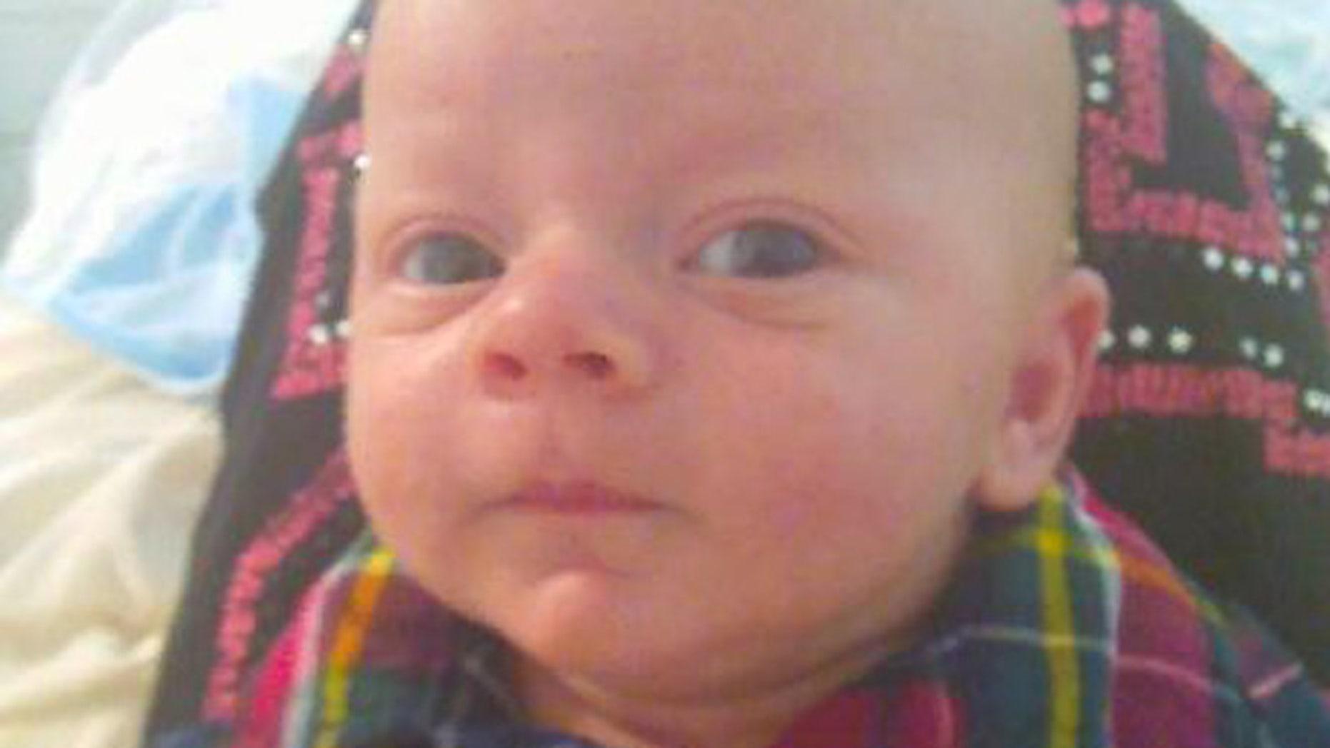 Nine-week-old Chance Walsh, of North Port, Fla., was last seen Sept. 9.