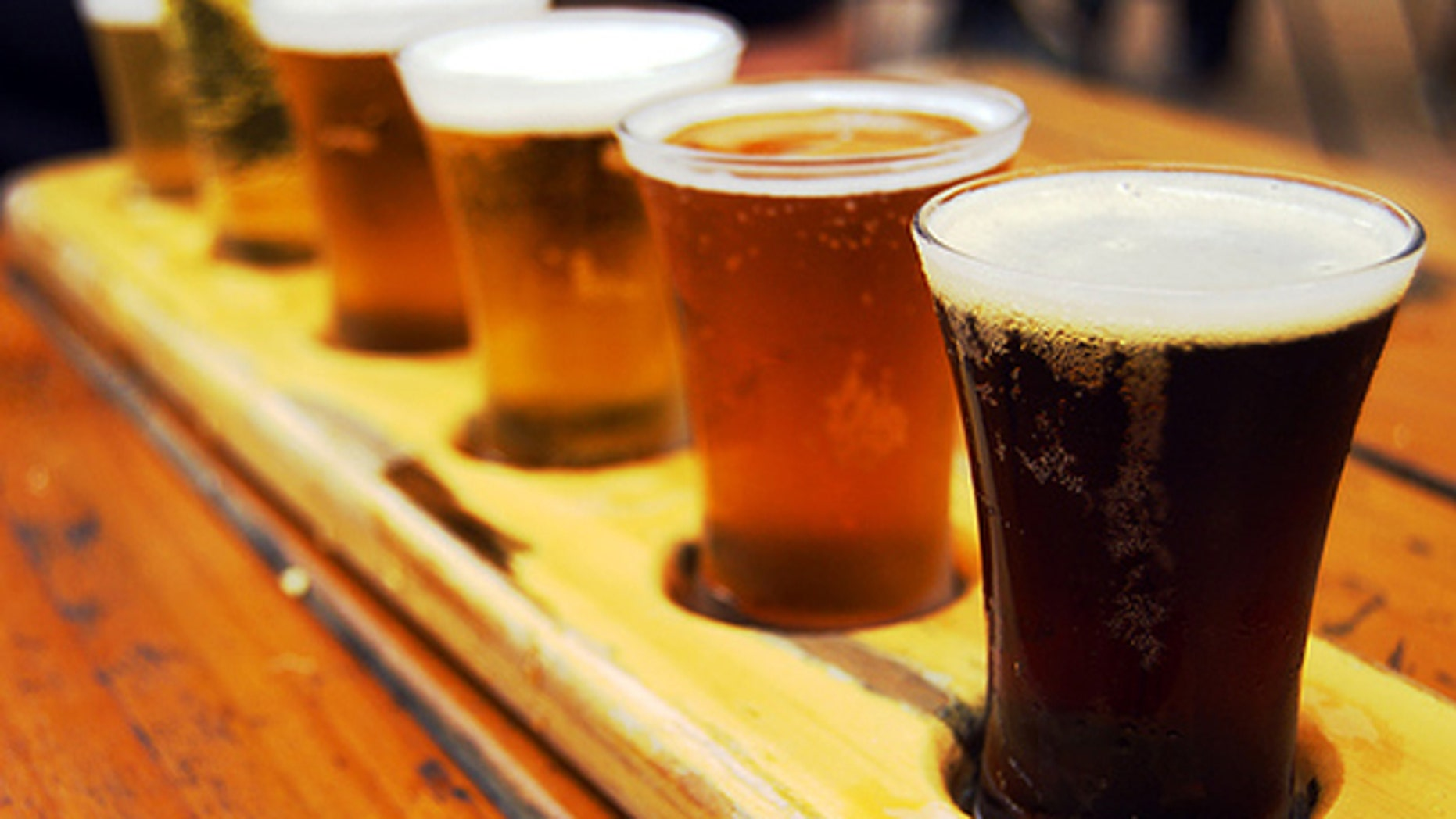 Some churches are using craft beer as a way to bring together parishioners.