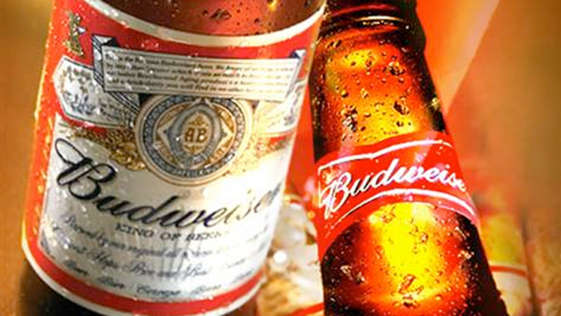 Budweiser to release a stronger beer fox news - Budweiser beer pictures ...