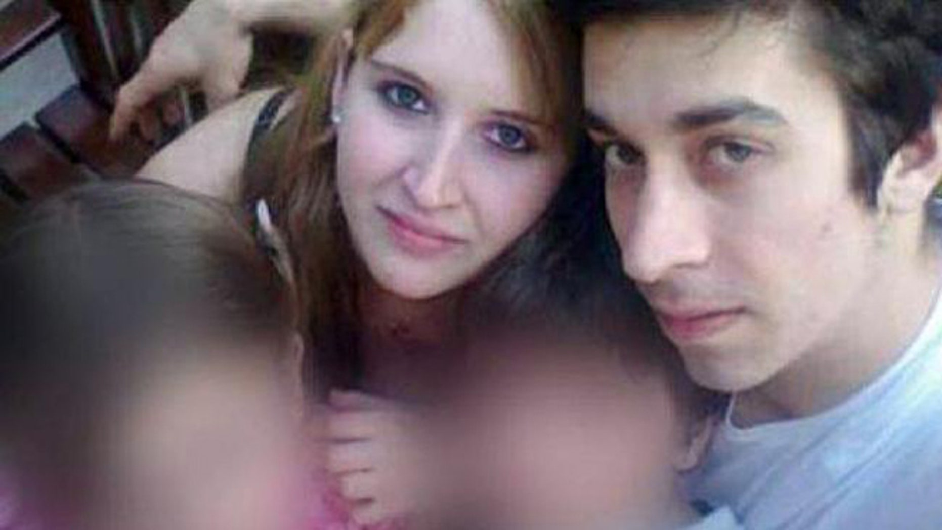 Accused lovers and step siblings Leandro Acosta and Karen Klein were arrested over the death of their parents.