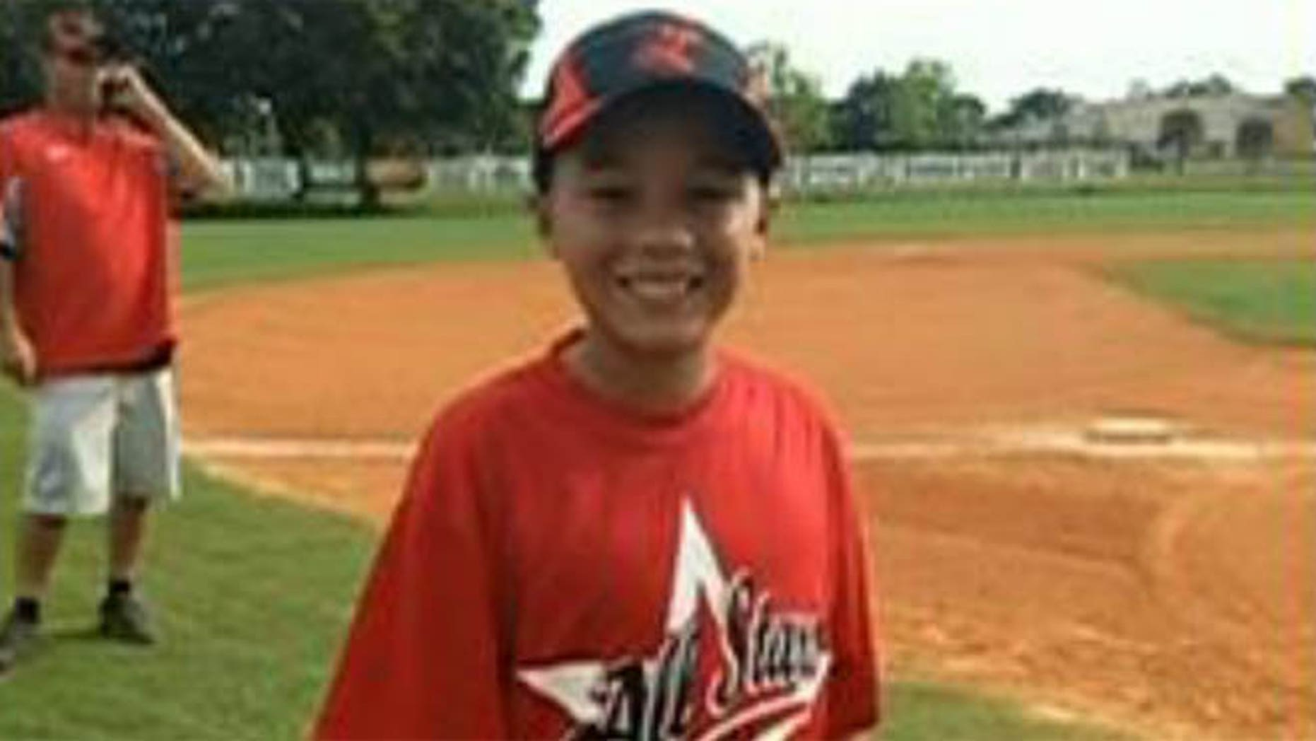 Zachary Reyna was fighting for his life after contracting a rare infection that attacked his brain.