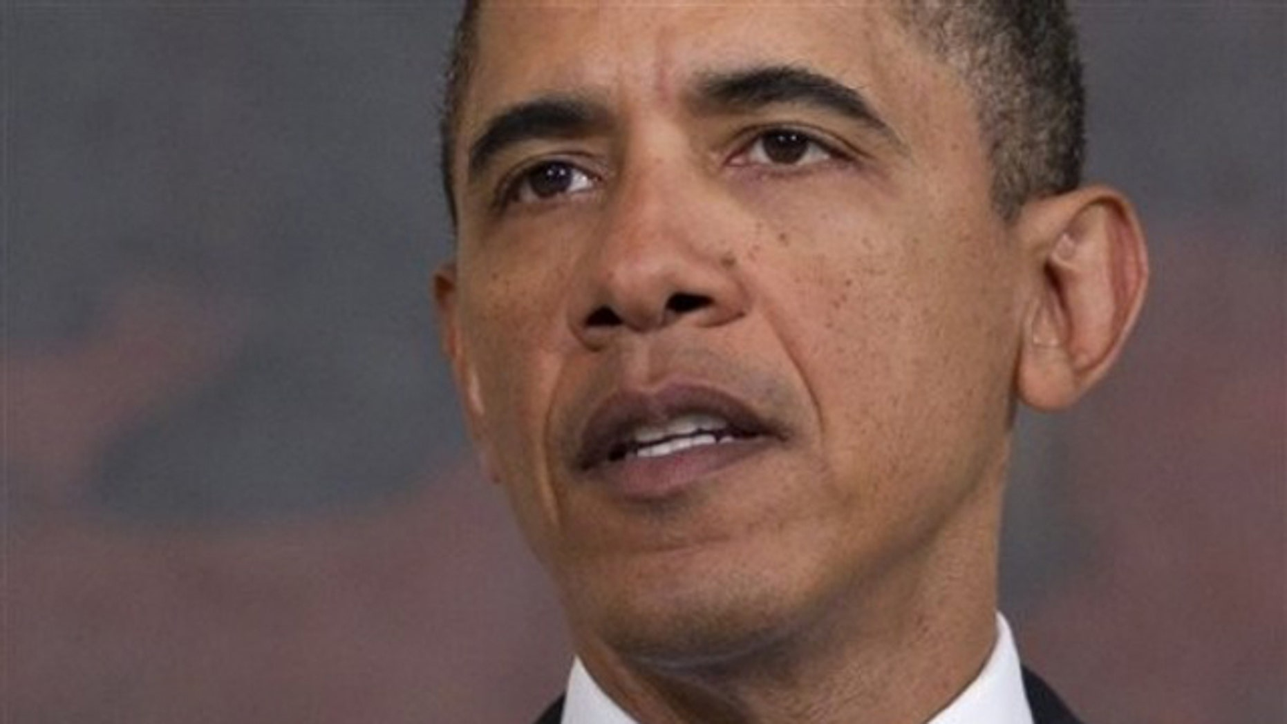 After two years in office, over half of American voters say President Obama is failing to live up to expectations, according to a Fox News poll (AP).