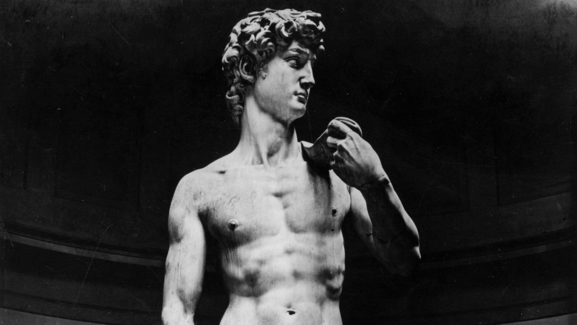 Sculpture Of David