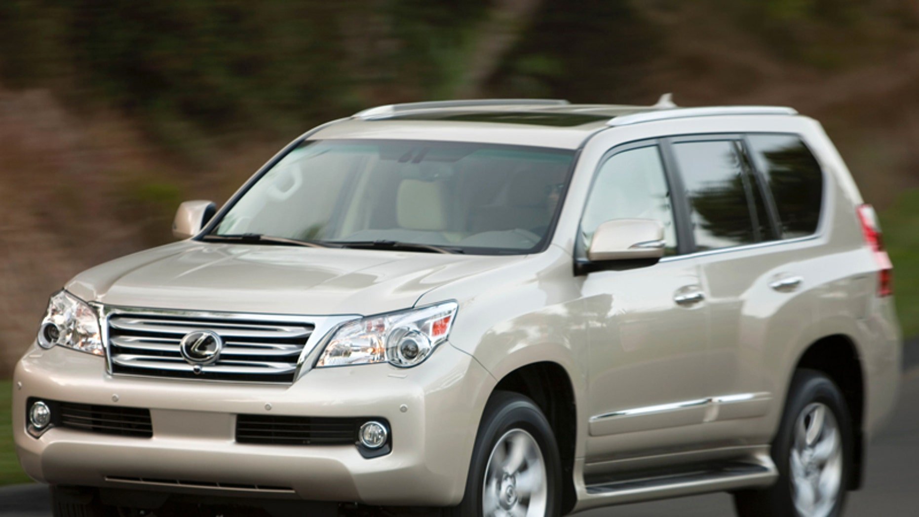 The 2010 Lexus GX 460