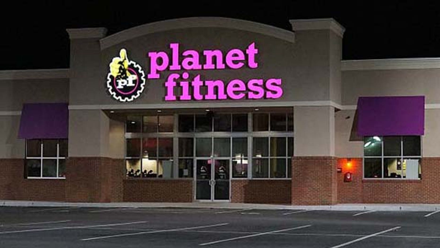 Planet Fitness.