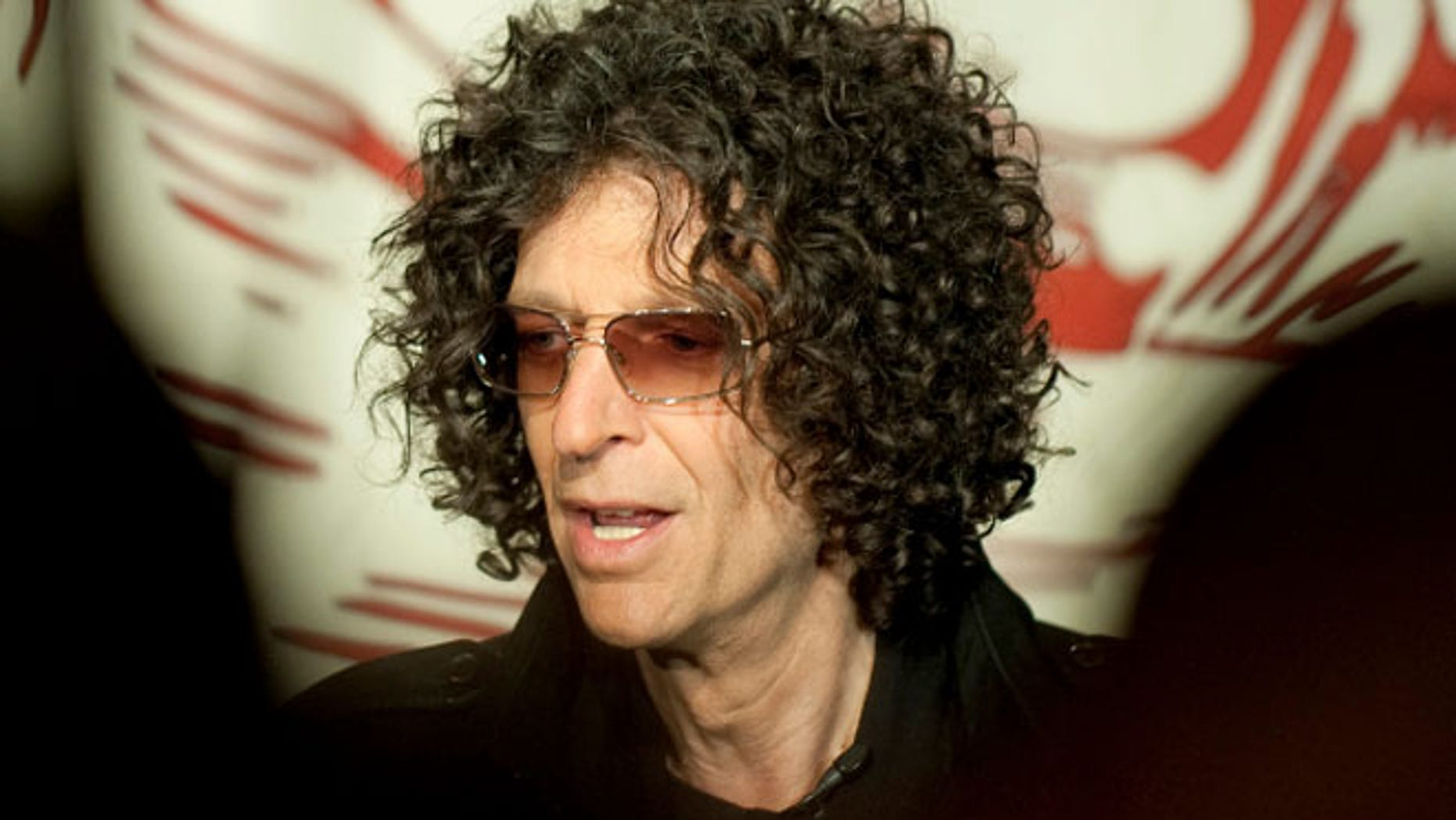 FILE: President Trump has been on Howard Stern's radio show dozens of times.