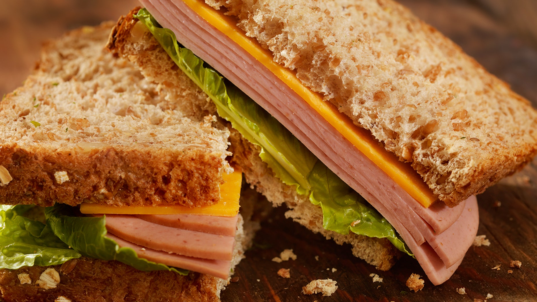 A picky customer sent her sandwich back because it wasn't cut evenly.