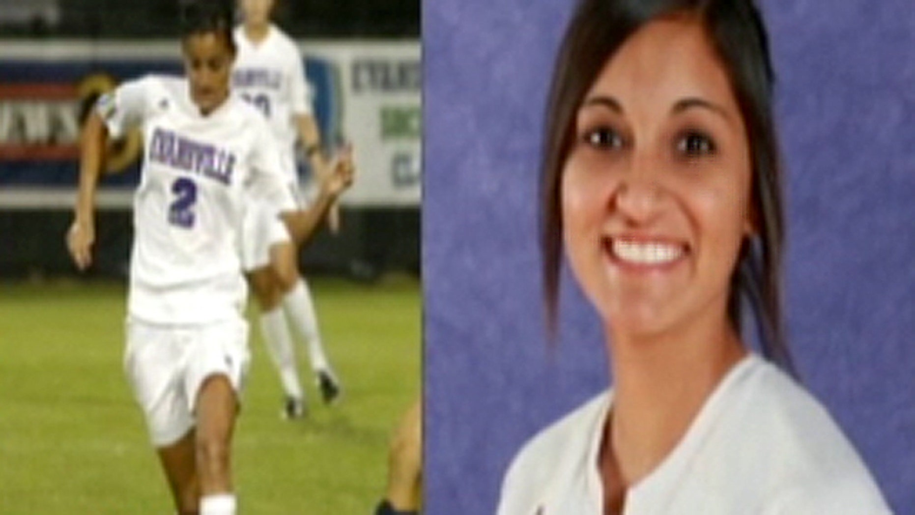 Abby Guerra, an Arizona high school soccer star, was reported to have been killed in a car crash but later found injured but alive in a nearby hospital.