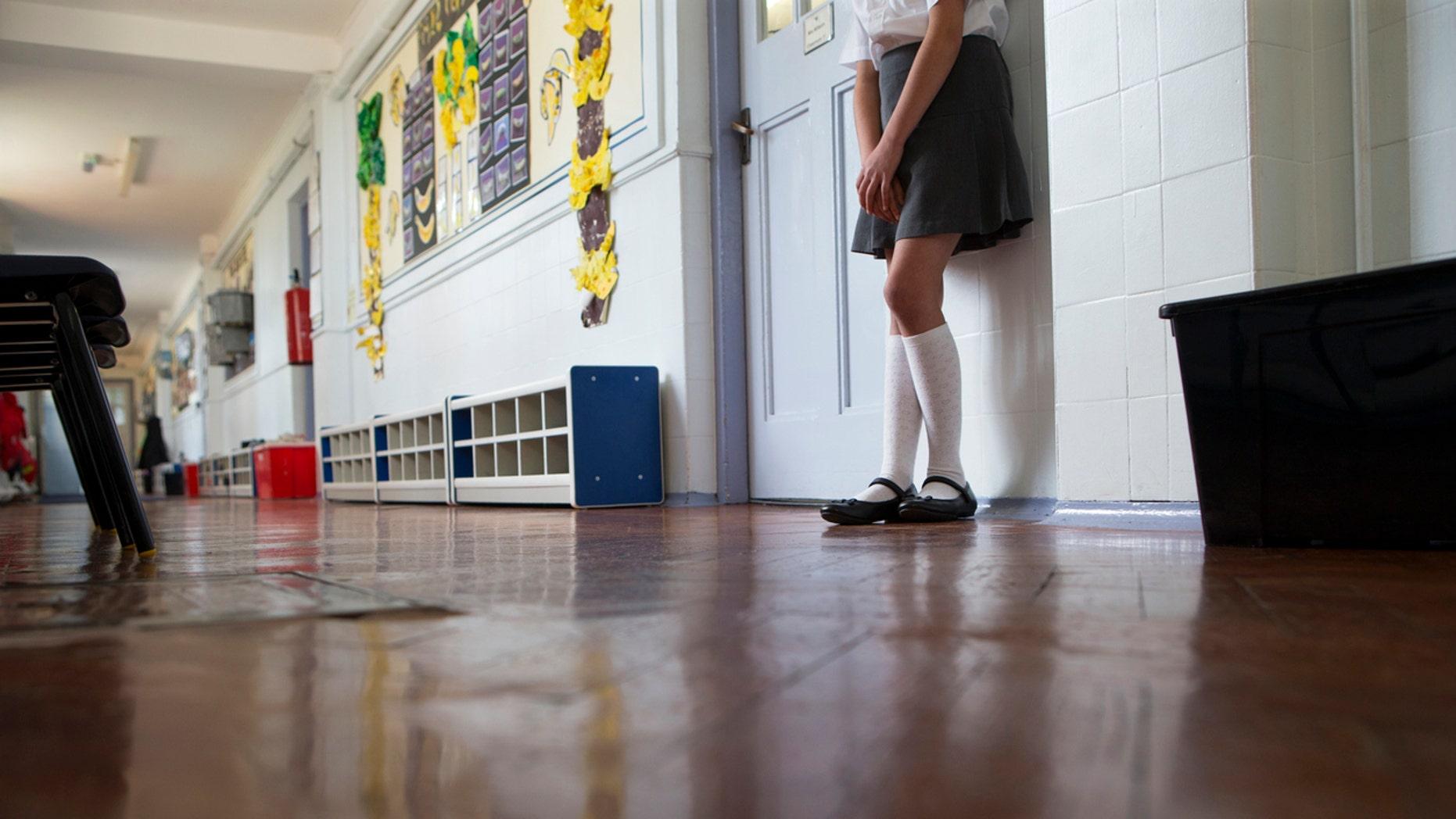 Christian parents sue over school's lax dress code.