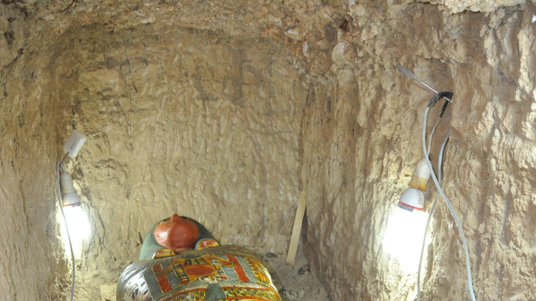 Image copyright Thutmosis III Tempel Project. (Courtesy of Dr. Myriam Seco Álvarez)