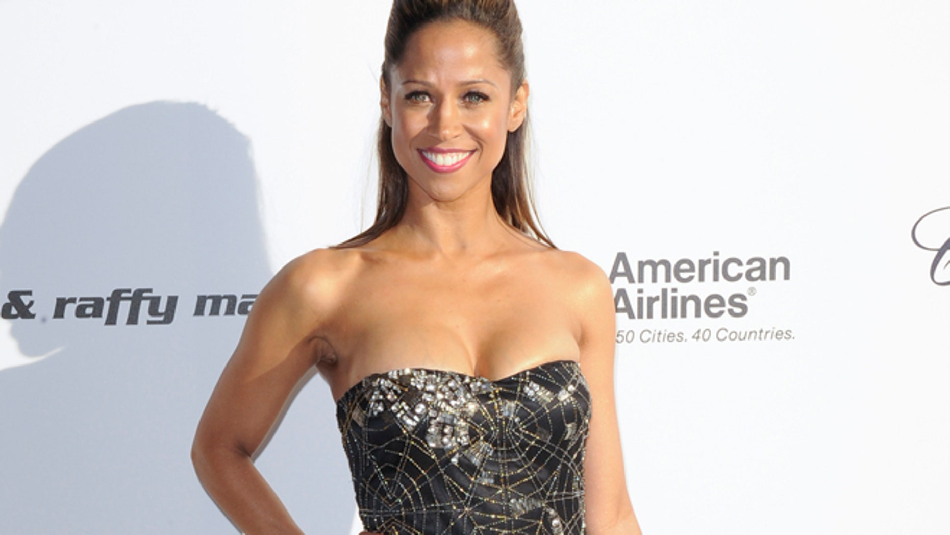 March 7, 2010: Actress Stacey Dash arrives at the 18th Annual Elton John AIDS Foundation Academy Award Viewing Party in West Hollywood, California.