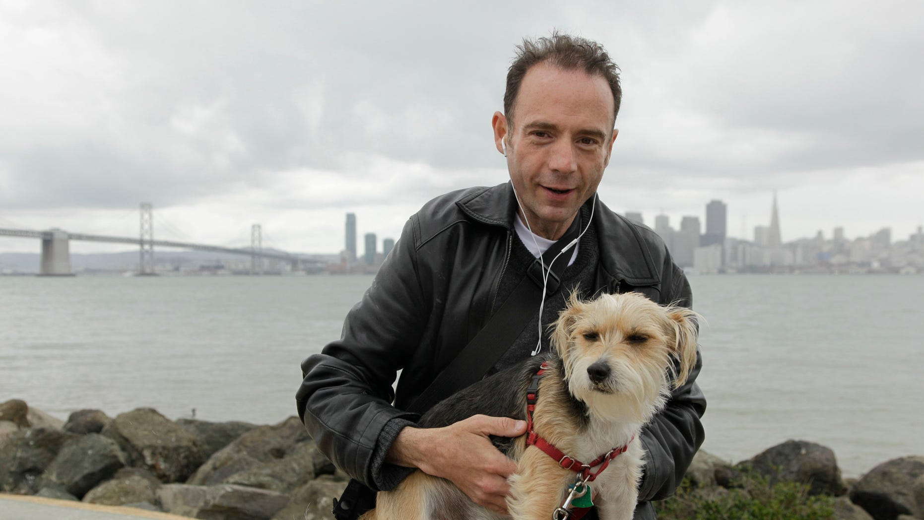 Timothy Ray Brown, the only man ever known to have been apparently cured from AIDS.