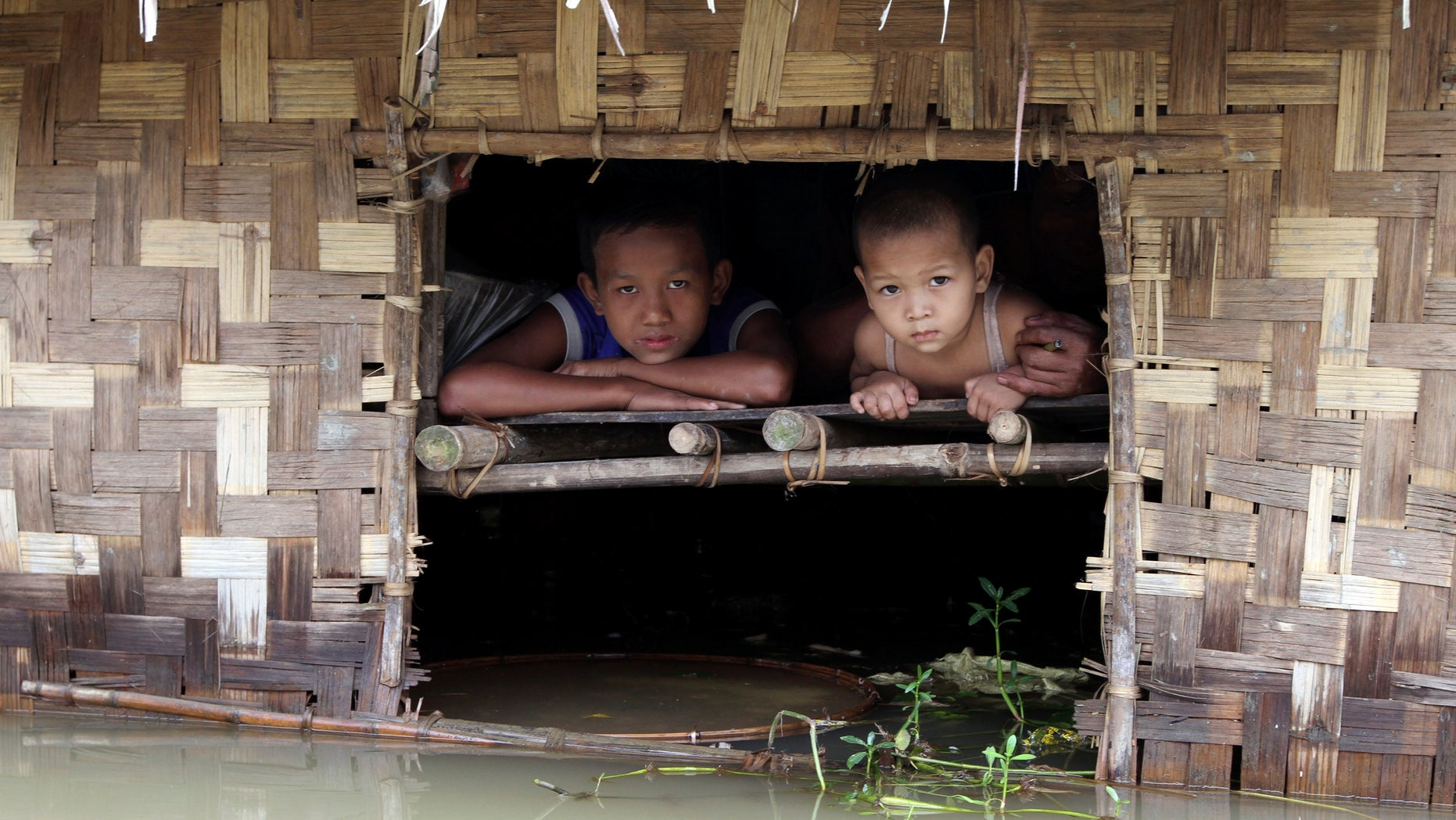 Myanmar officials say 85,000 people forced to flee after