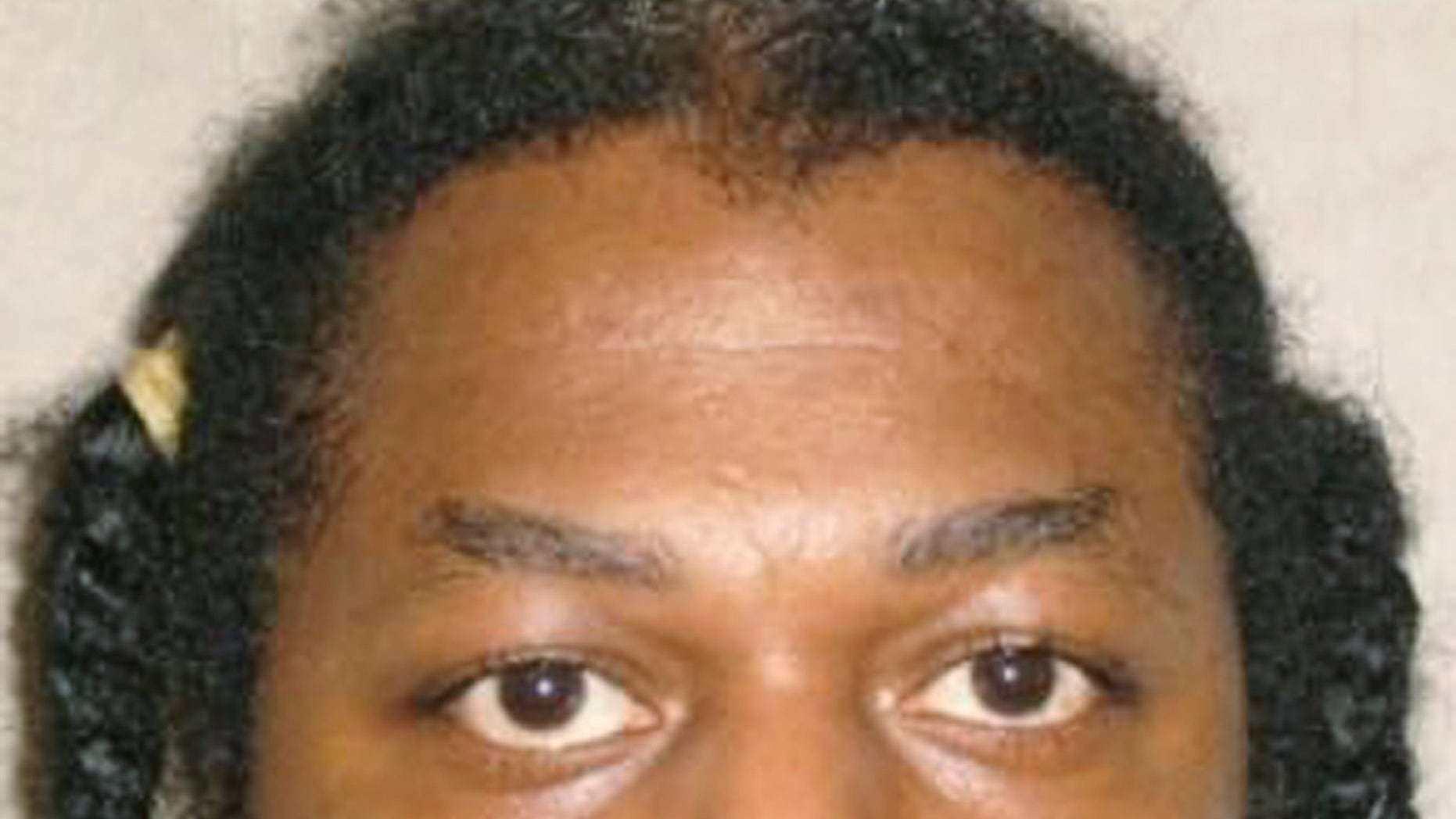 FILE - This June 29, 2011, photo provided by the Oklahoma Department of Corrections shows Charles Warner, who was executed on Jan. 15, 2015 for the 1997 killing of his roommate's 11-month-old daughter.  The Oklahoman reported Thursday, Oct. 8, 2015 that corrections officials used potassium acetate, not potassium chloride, as required under the state's protocol, to execute Warner.(AP Photo/Oklahoma Department of Corrections, File)