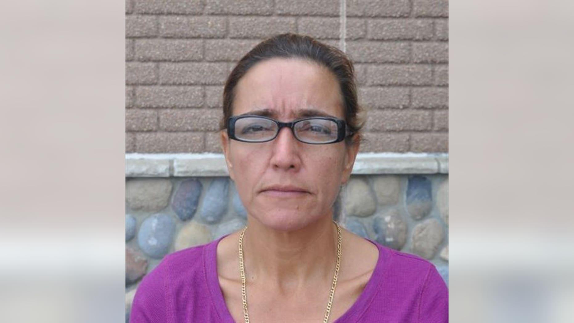 This photo provided by Auburn Hills Police Department shows Tatiana Duva-Rodriguez. (Auburn Hills Police Department via AP)