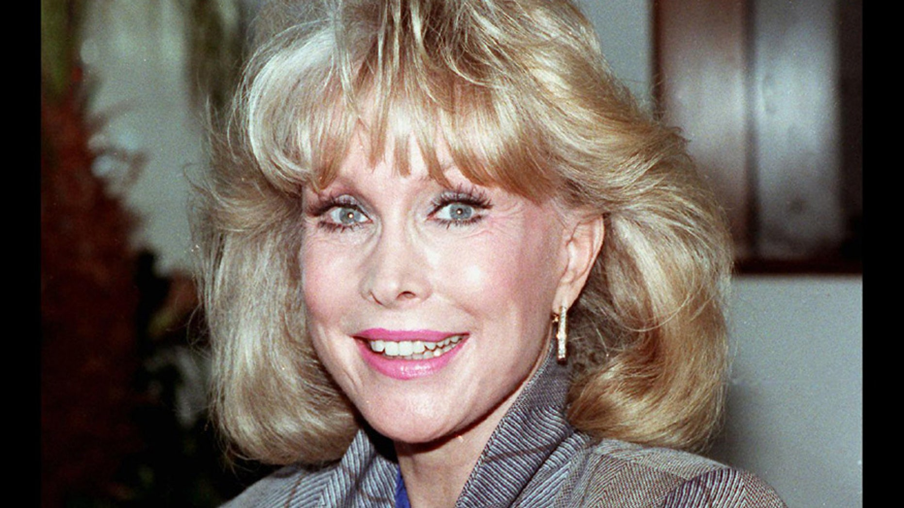"Barbara Eden was the star of ""I Dream of Jeannie."""