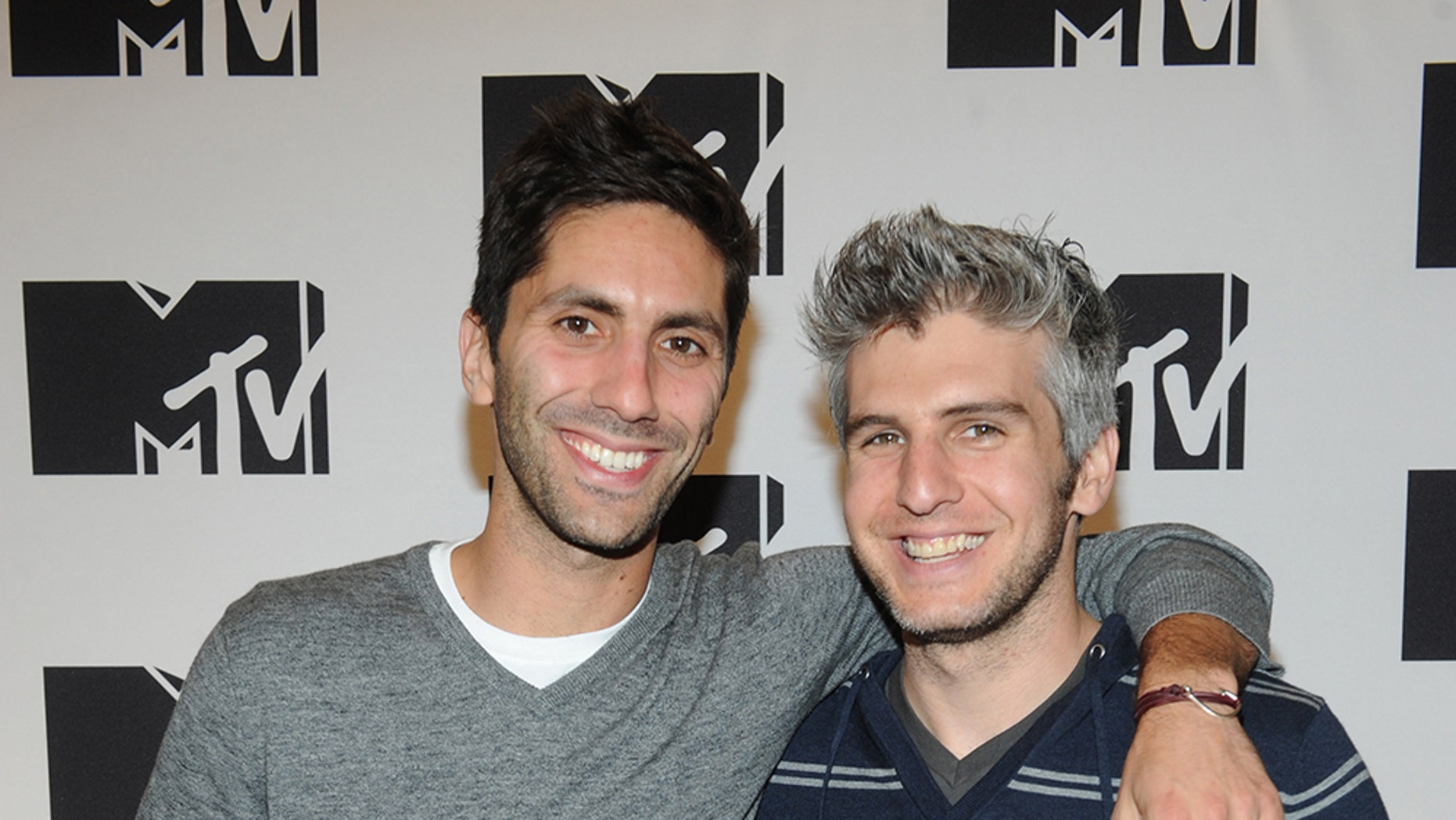 """Nev Schulman (left) and Max Joseph from MTV's """"Catfish: The TV Show."""""""