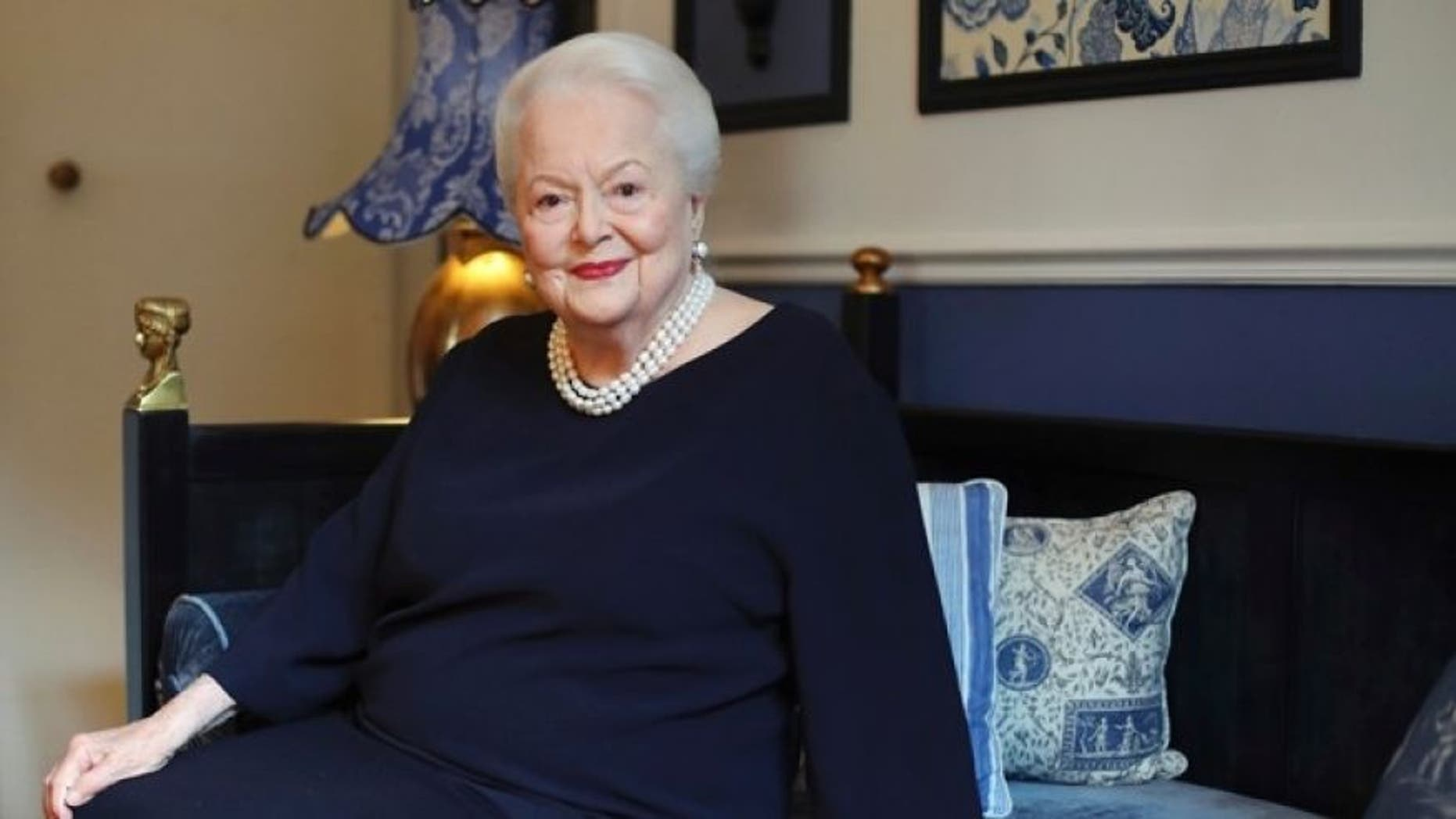 """Olivia de Havilland is suing over her depiction in the television series """"Feud."""""""