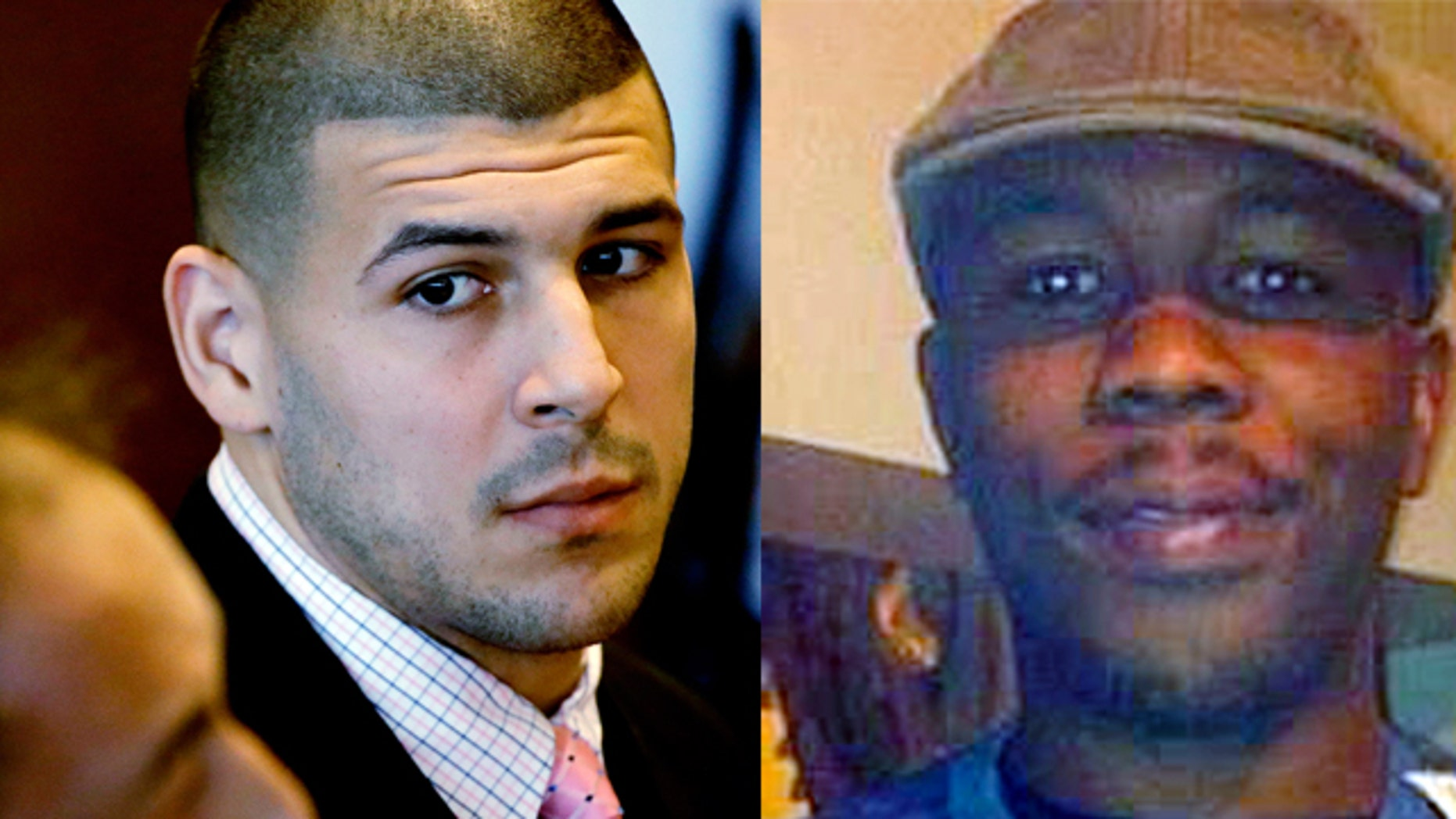 Aaron Hernandez came under scrutiny in the shooting following his arrest in the slaying of Odin Lloyd, a semi-professional football player whose body was found June 17 near Hernandez's North Attleborough, Mass., home. Hernandez has pleaded not guilty to murder in that case.
