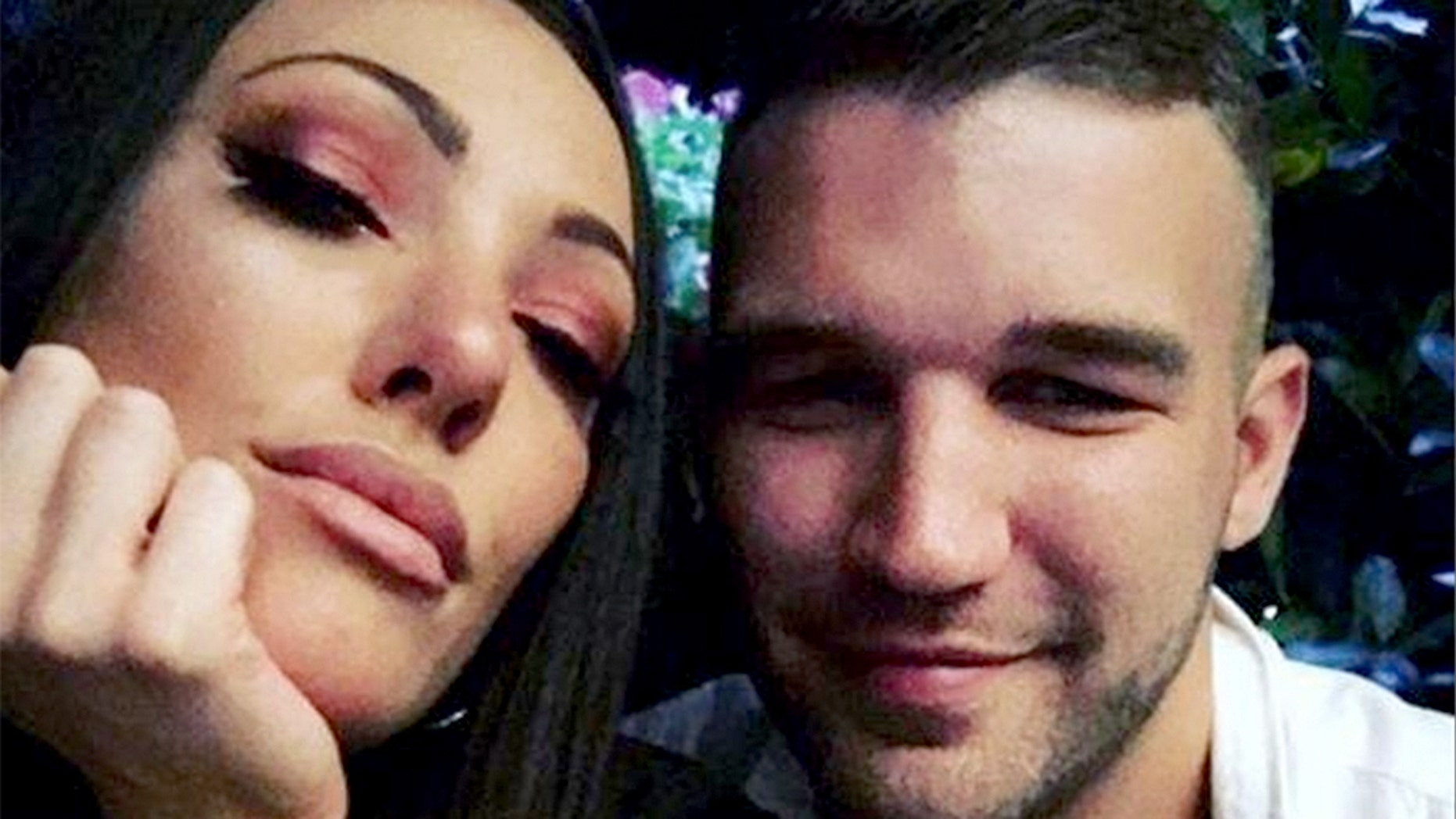 """Aaron Armstrong, boyfriend of """"Love Island"""" star Sophie Gradon, was found dead days after the reality star's funeral."""